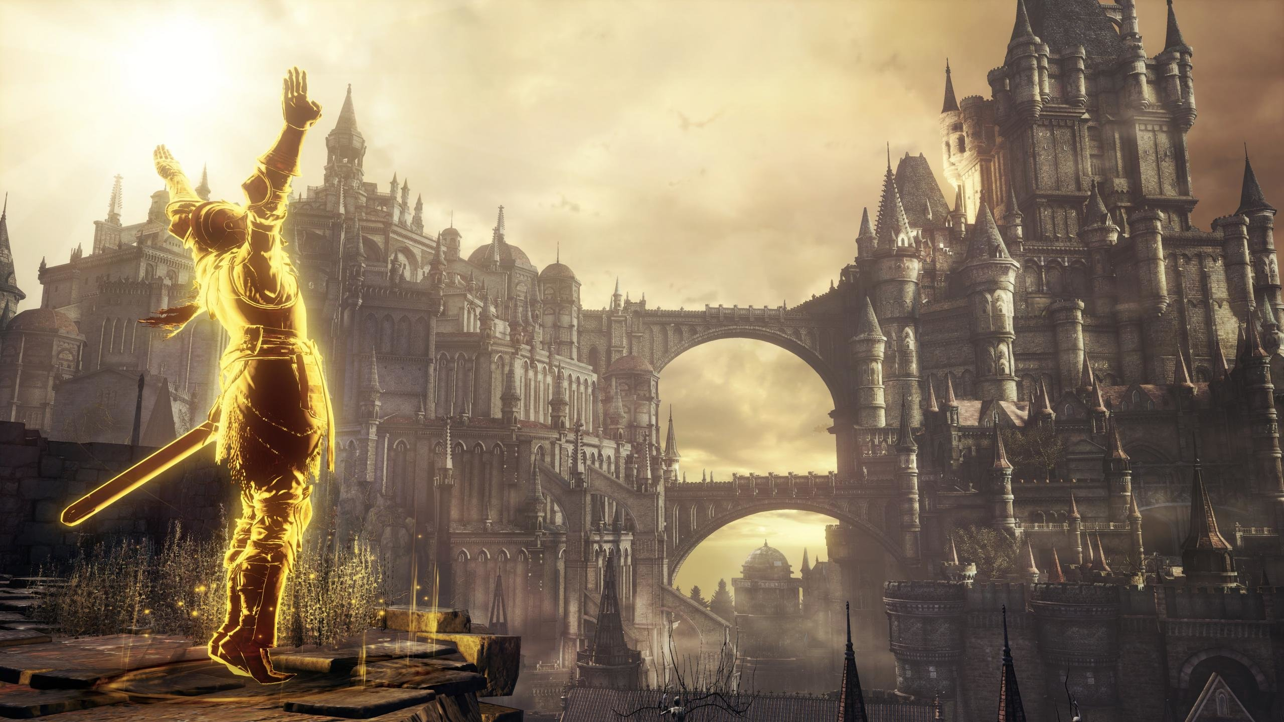 High resolution Dark Souls 3 hd 2560x1440 wallpaper ID:25024 for PC