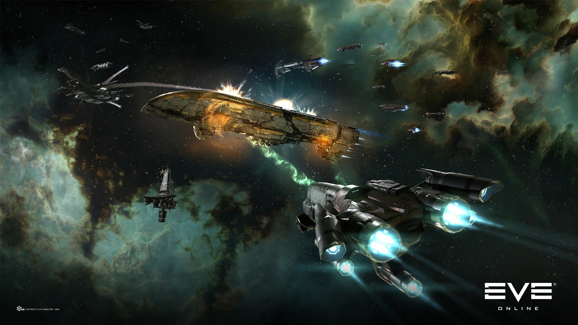 Download Hd 1080p EVE Online Computer Wallpaper ID169261 For Free