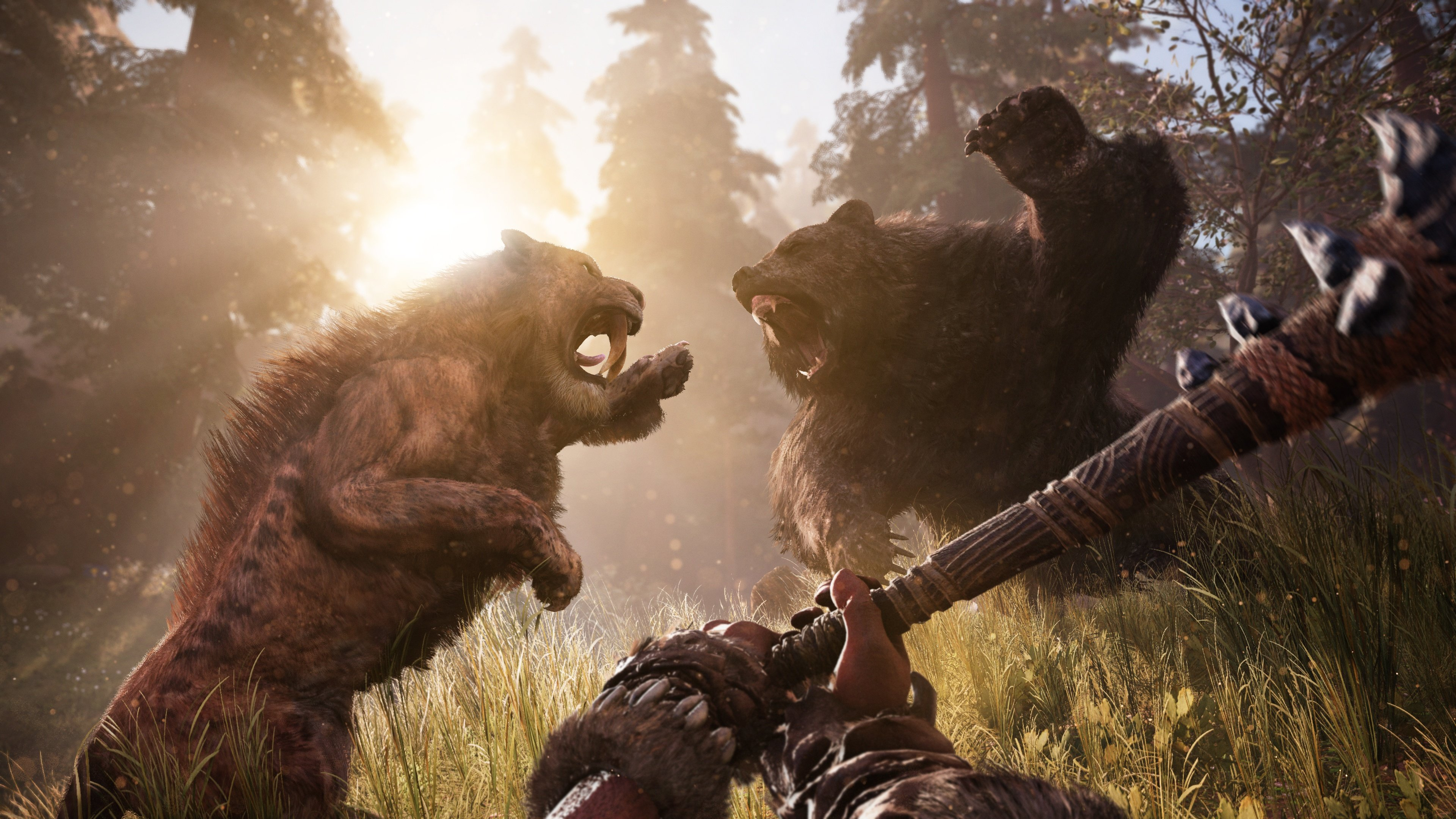 Far Cry Primal Wallpapers 3840x2160 Ultra Hd 4k Desktop Backgrounds
