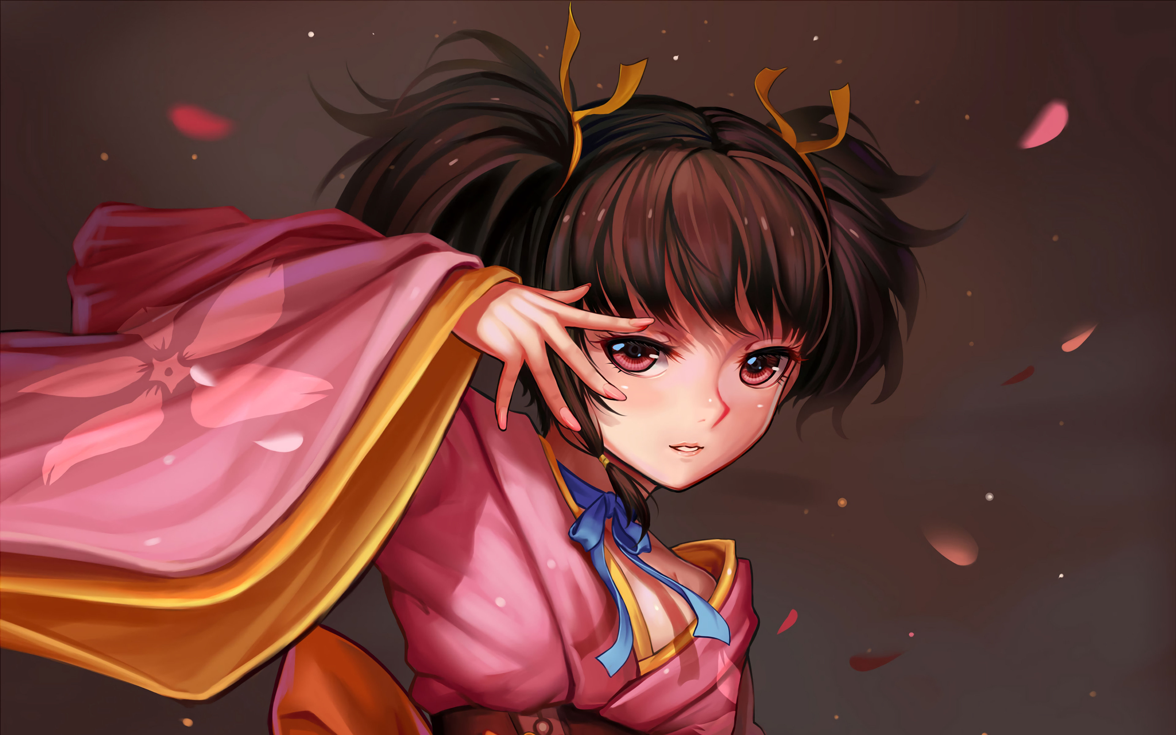 Best Kabaneri Of The Iron Fortress wallpaper ID:116876 for High Resolution hd 3840x2400 desktop
