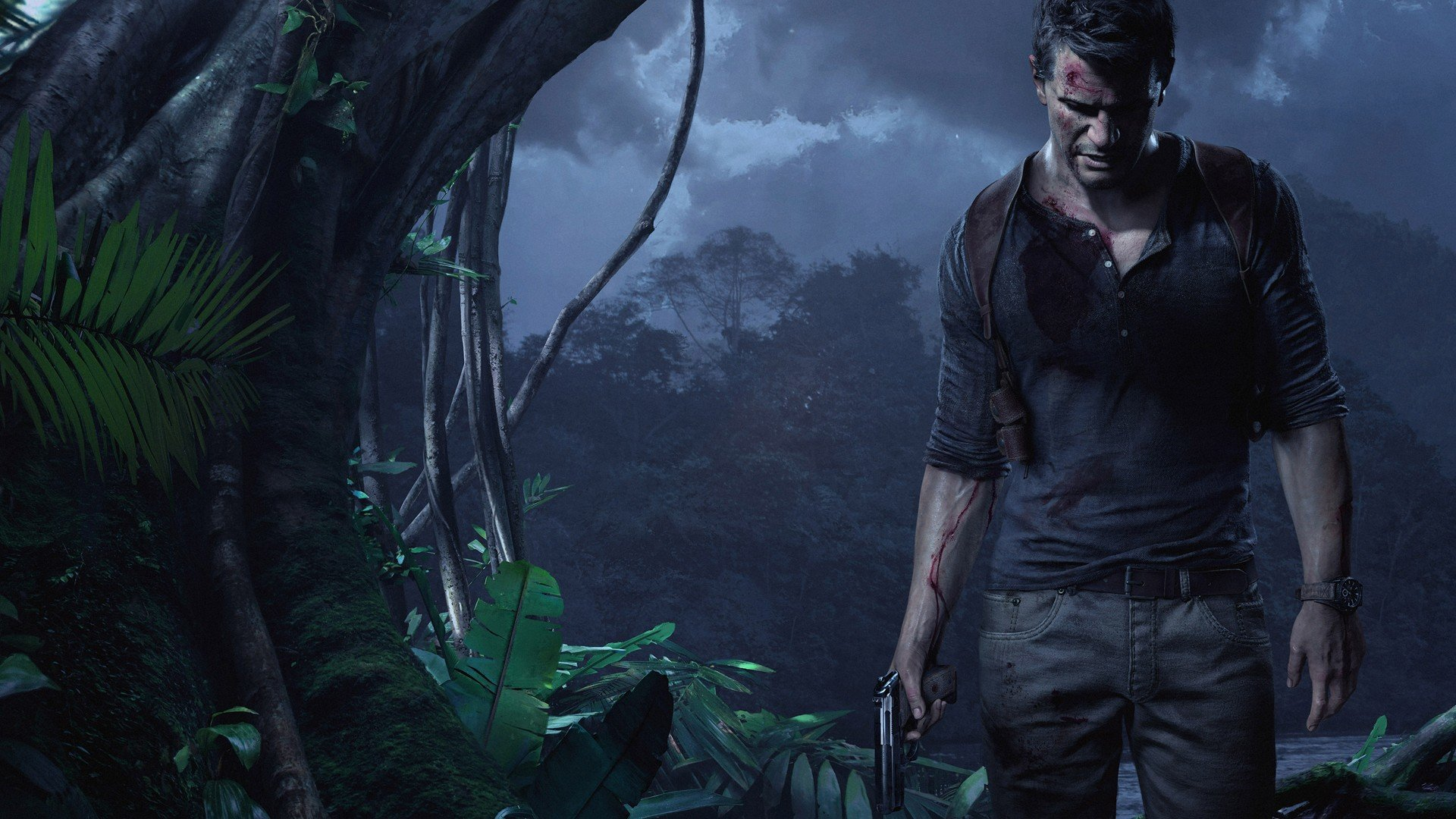 Download hd 1080p Uncharted 4: A Thief's End desktop wallpaper ID:498210 for free
