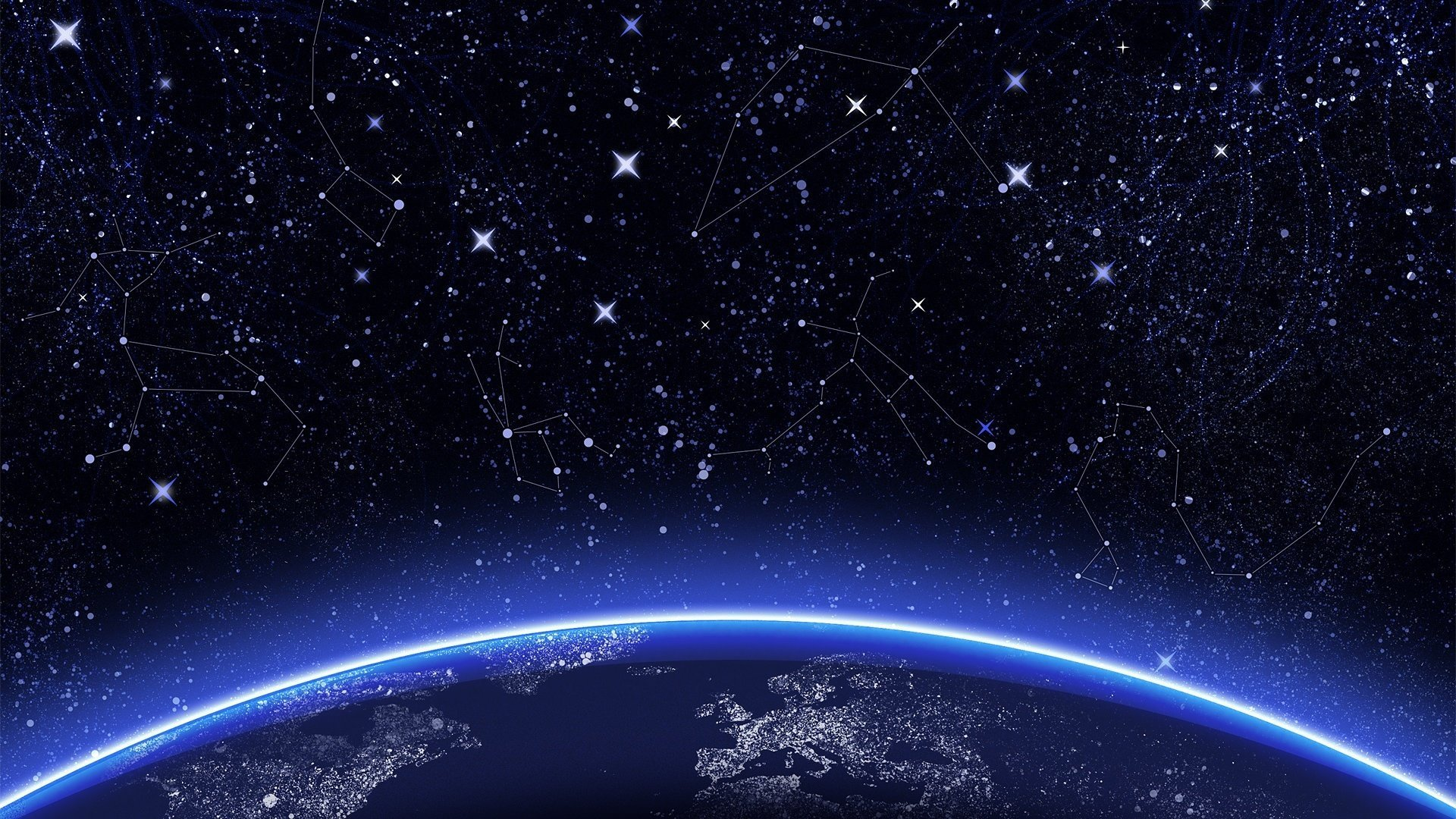 Best Constellation background ID:239556 for High Resolution 1080p computer