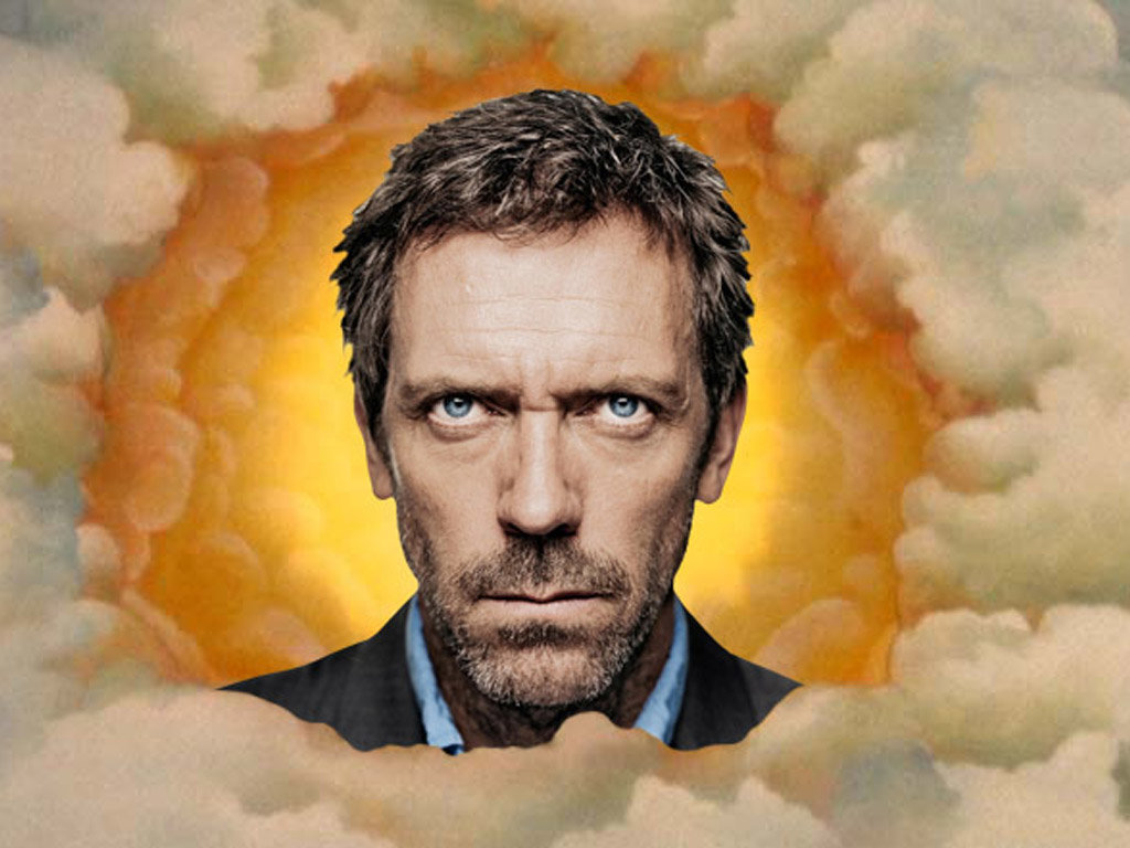 Download hd 1024x768 Dr. House desktop wallpaper ID:156668 for free