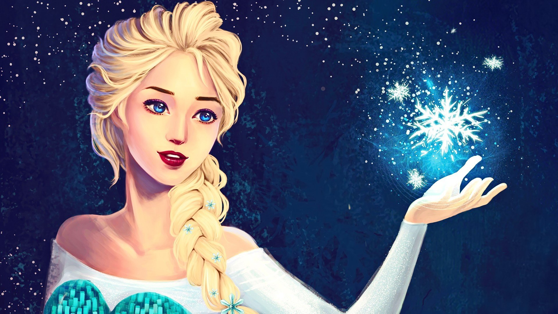 Free Elsa (Frozen) high quality background ID:379916 for full hd computer