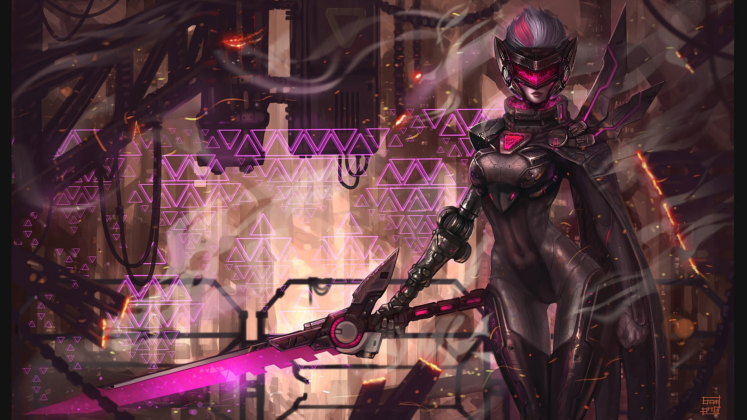 Fiora League Of Legends Wallpapers 2560x1440 Desktop Backgrounds