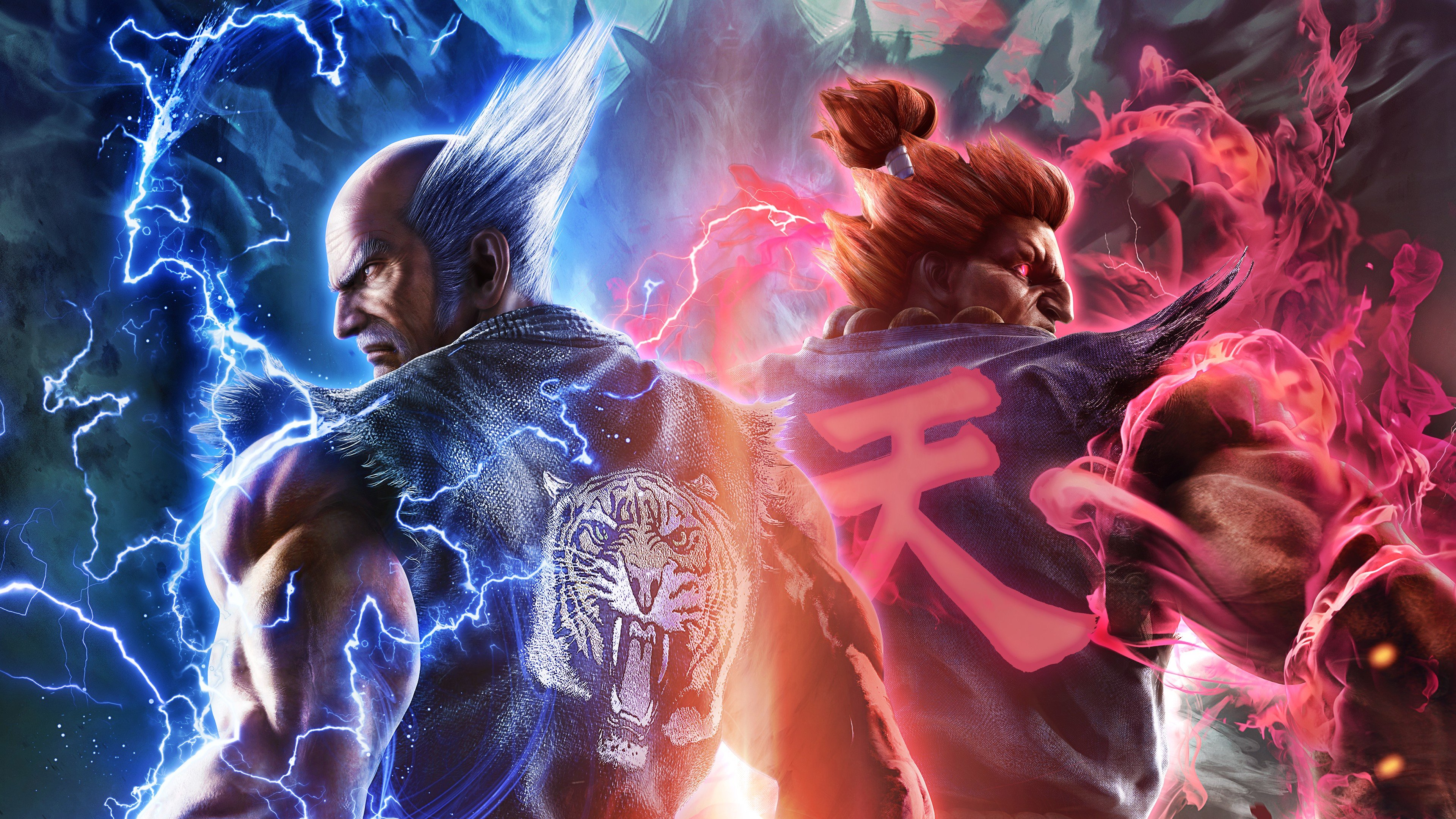 Best Tekken 7 Wallpaper Id 379873 For High Resolution 4k Pc