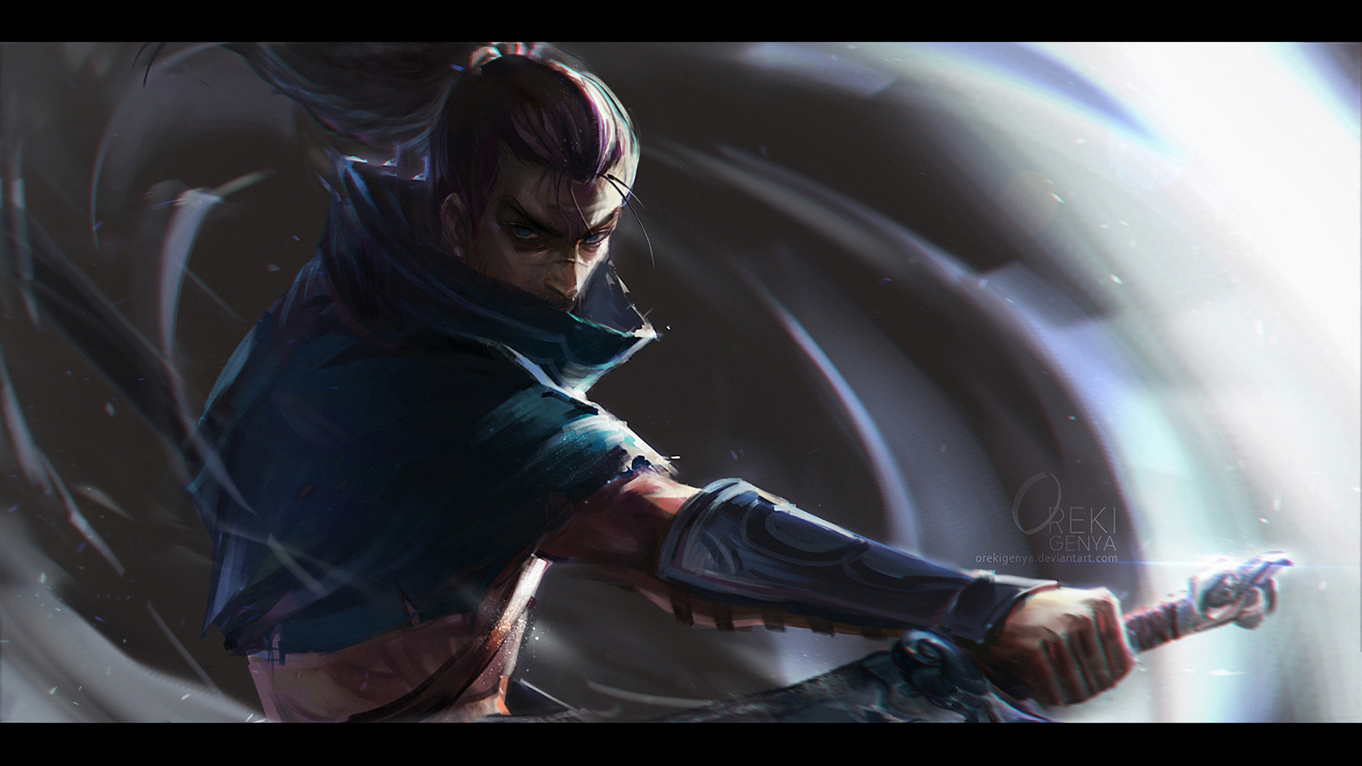 Yasuo League Of Legends Wallpapers Hd For Desktop Backgrounds