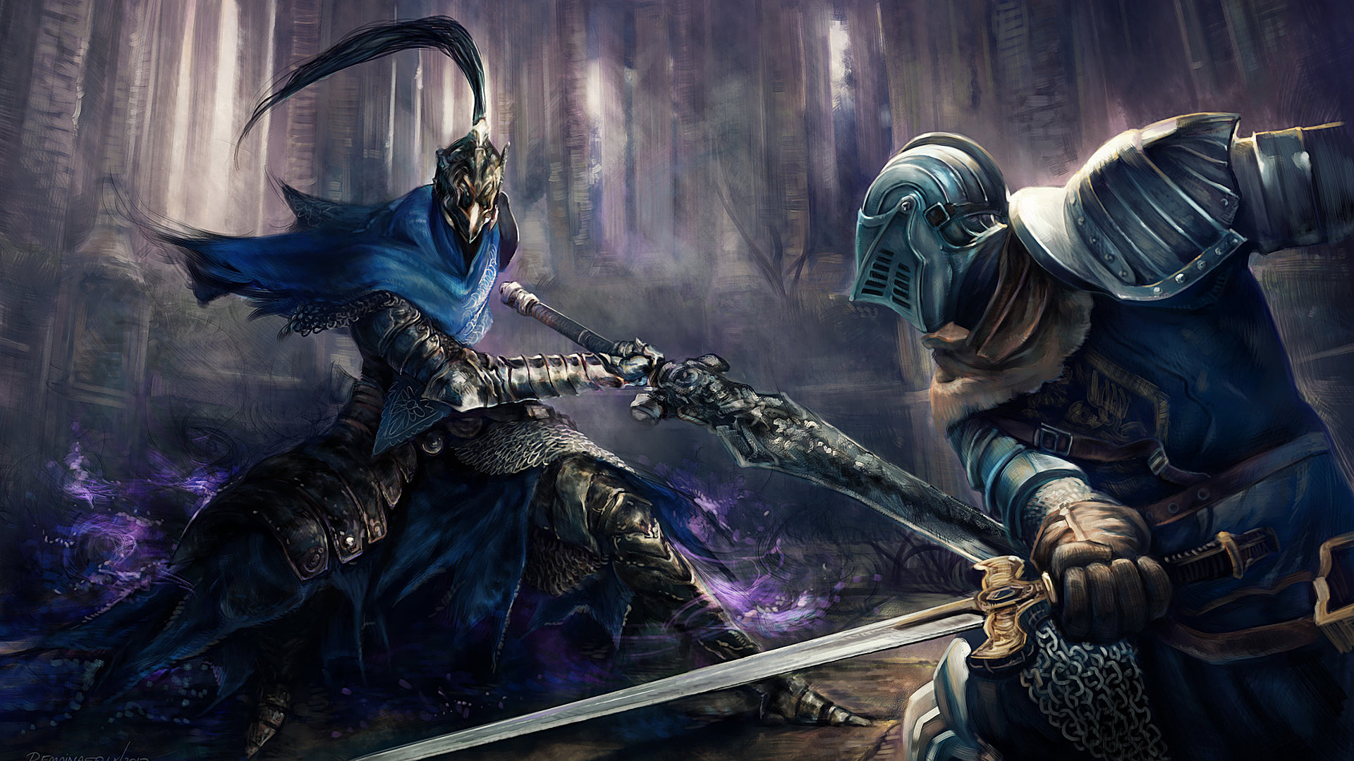 Artorias dark souls wallpapers 1920x1080 full hd 1080p desktop artorias dark souls hd backgrounds for 1920x1080 full hd 1080p desktop voltagebd Images