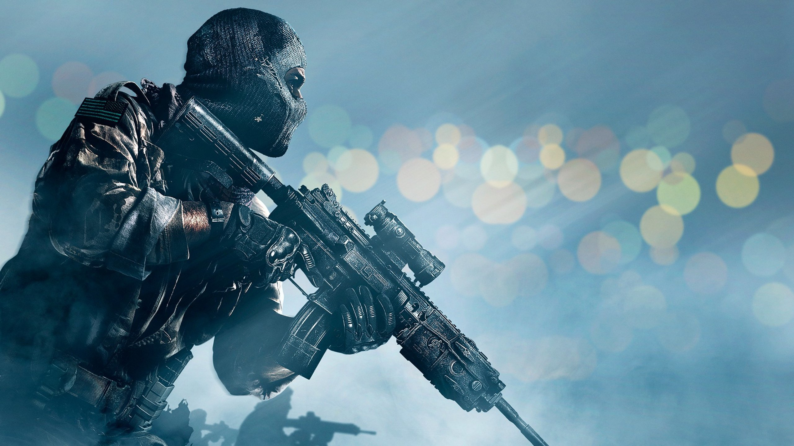 Call Of Duty Ghosts Wallpapers 2560x1440 Desktop Backgrounds