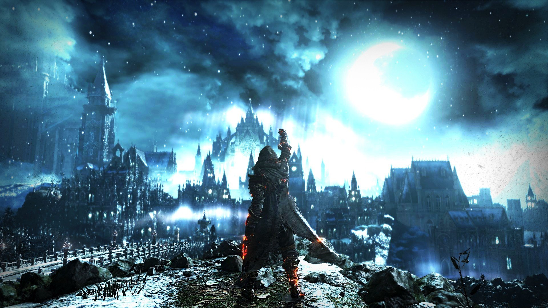 Dark Souls 3 Hd Wallpaper: Download Full Hd 1920x1080 Dark Souls 3 Desktop Wallpaper