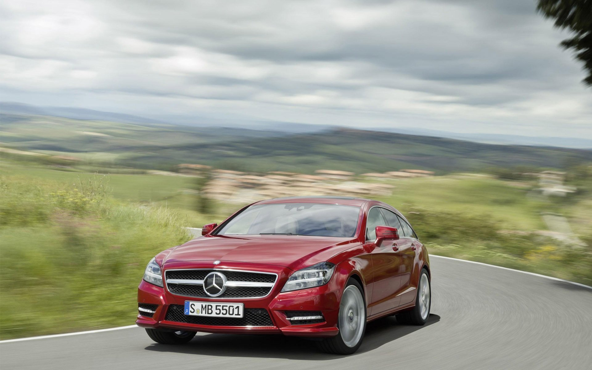 Best Mercedes-Benz CLS-Class wallpaper ID:321922 for High Resolution hd 1920x1200 PC
