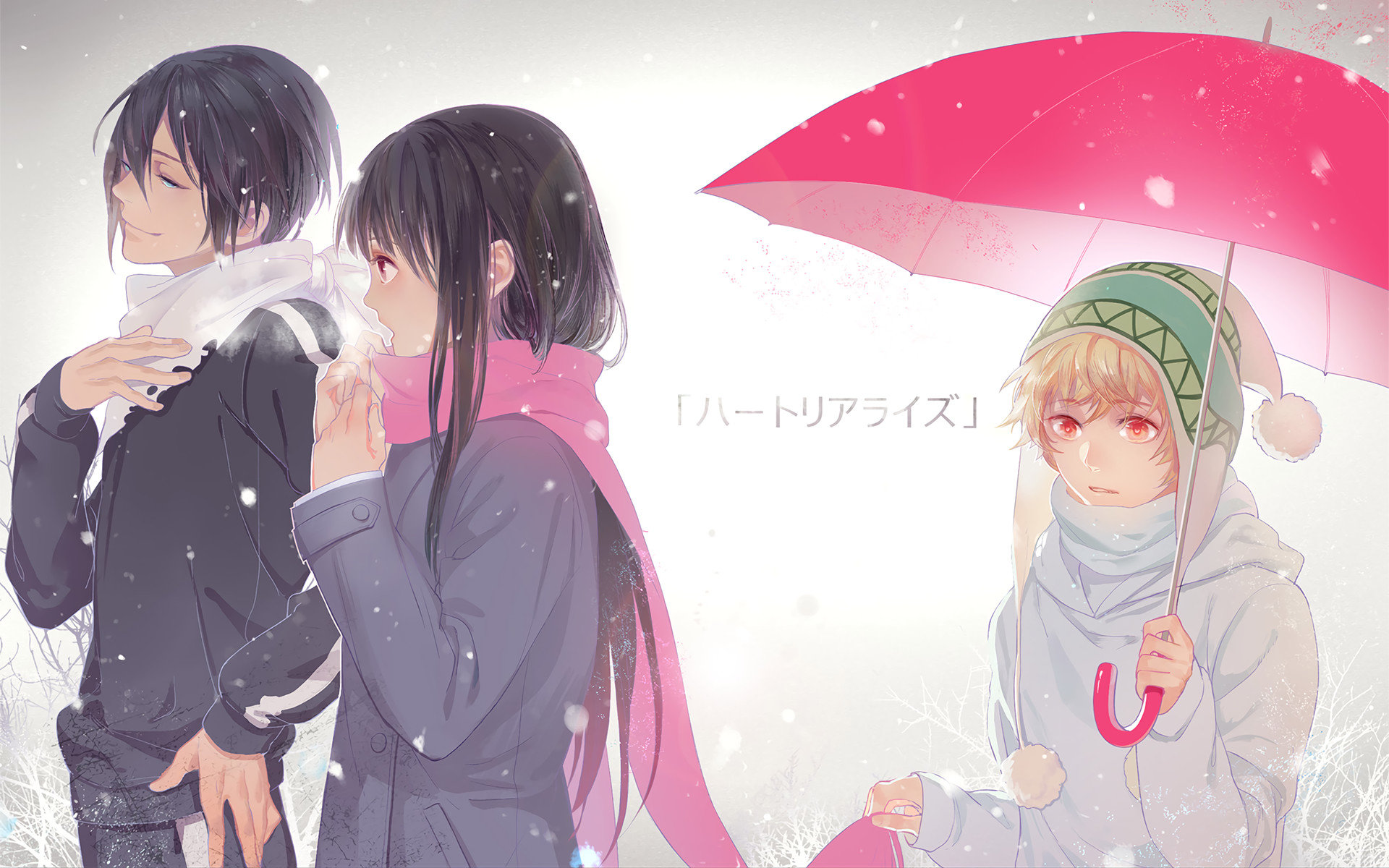 Best Noragami background ID:450273 for High Resolution hd 1920x1200 PC