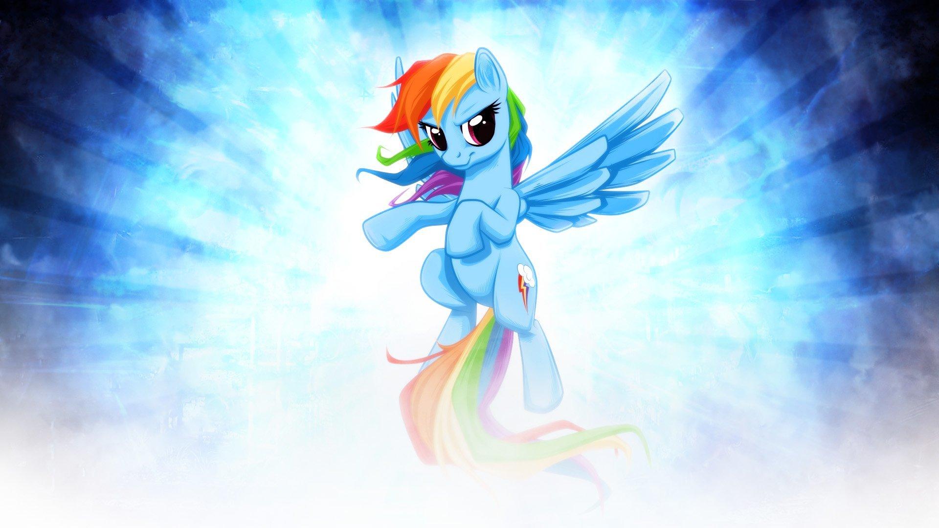 Best Rainbow Dash wallpaper ID:154376 for High Resolution full hd 1080p computer