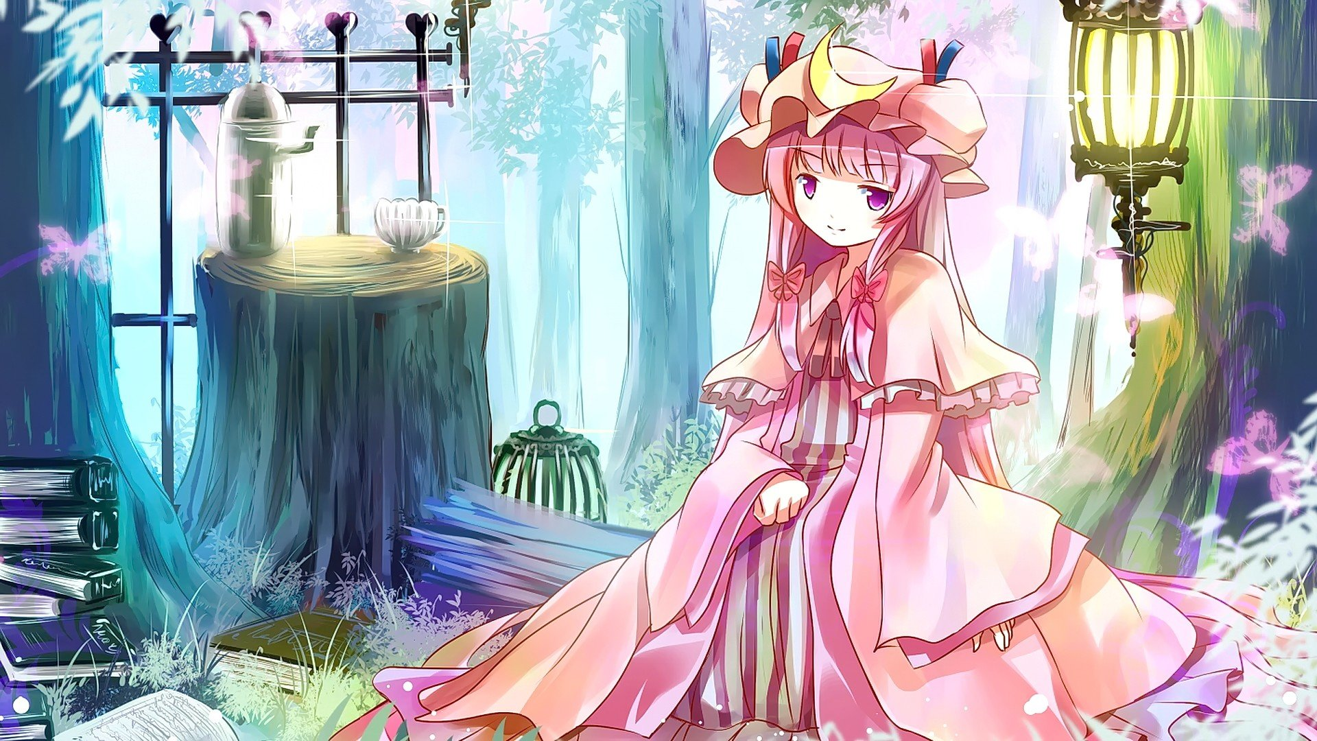 Awesome Touhou free background ID:221857 for hd 1080p desktop