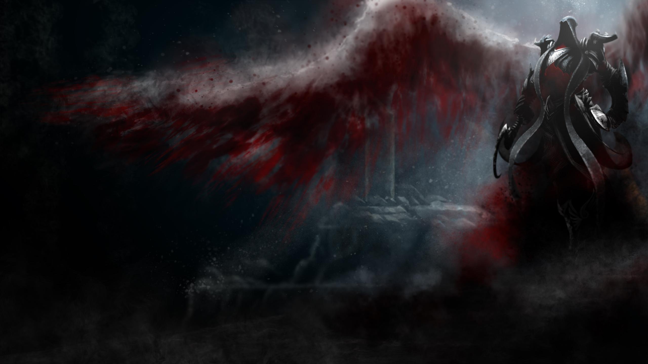 Diablo 3 Reaper Of Souls Wallpapers: Diablo 3: Reaper Of Souls Wallpapers 2560x1440 Desktop