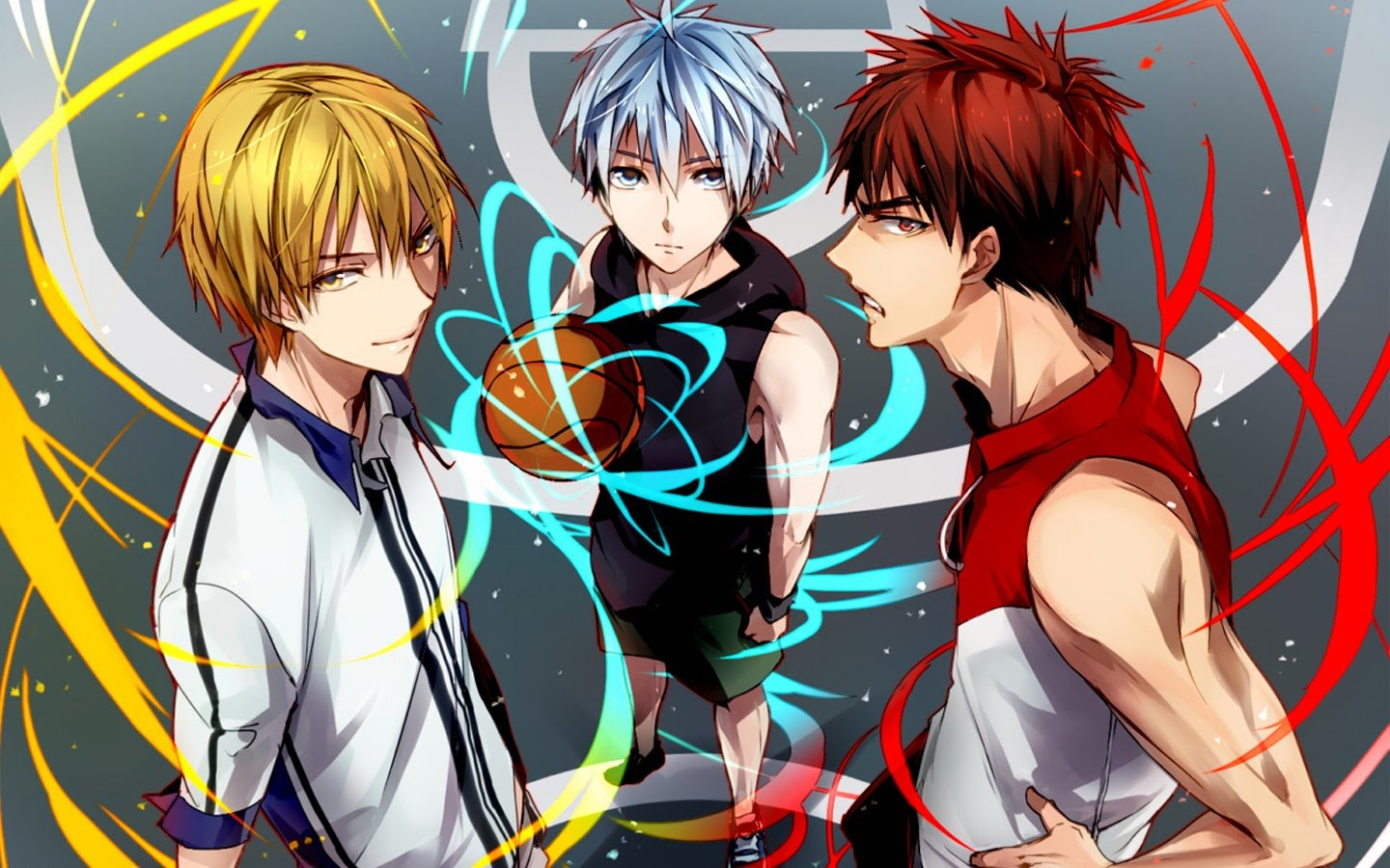 Free download Kuroko's Basketball background ID:318844 hd 1440x900 for desktop