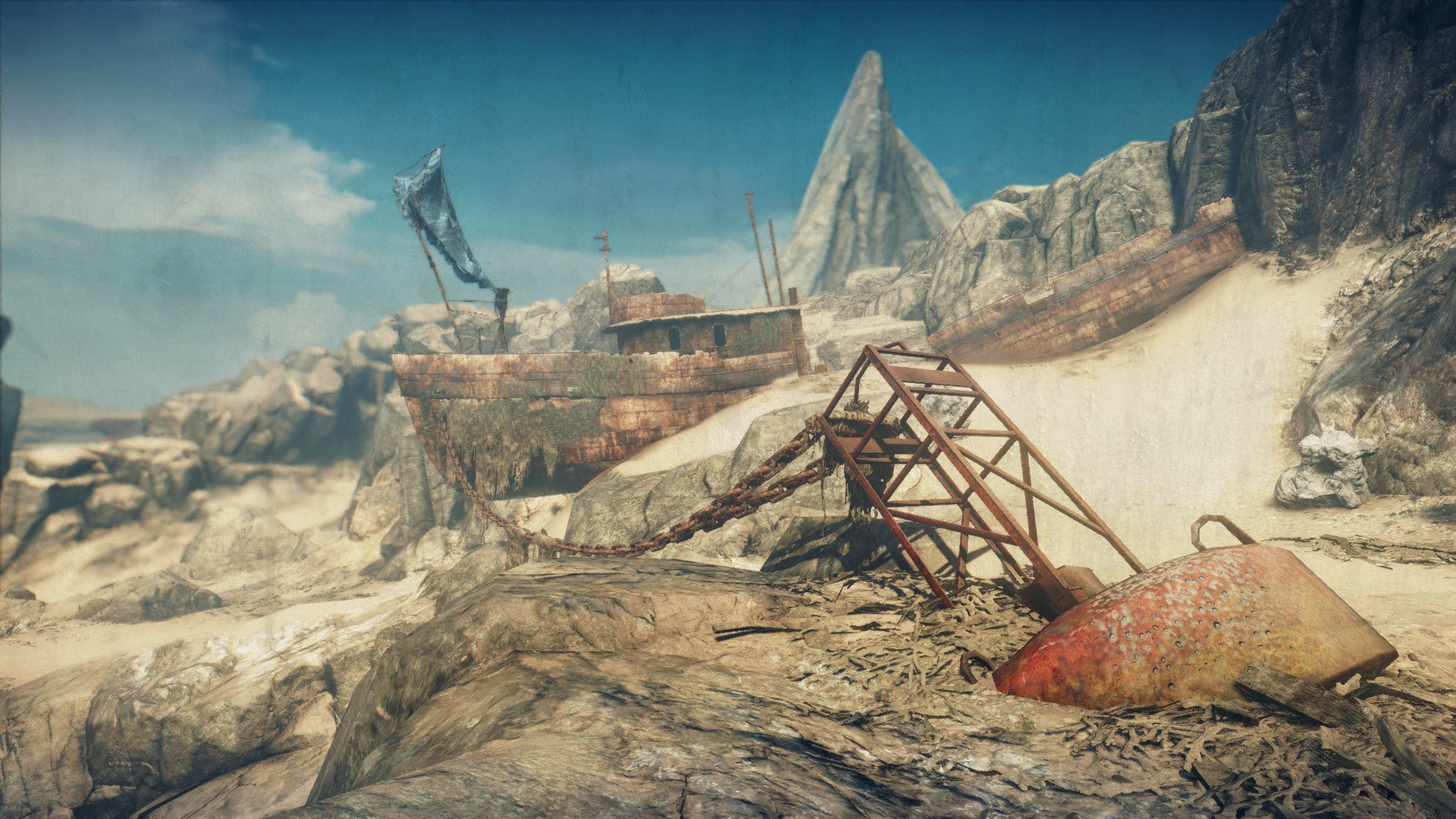 Download 1080p Mad Max Video Game Desktop Wallpaper Id315105 For Free