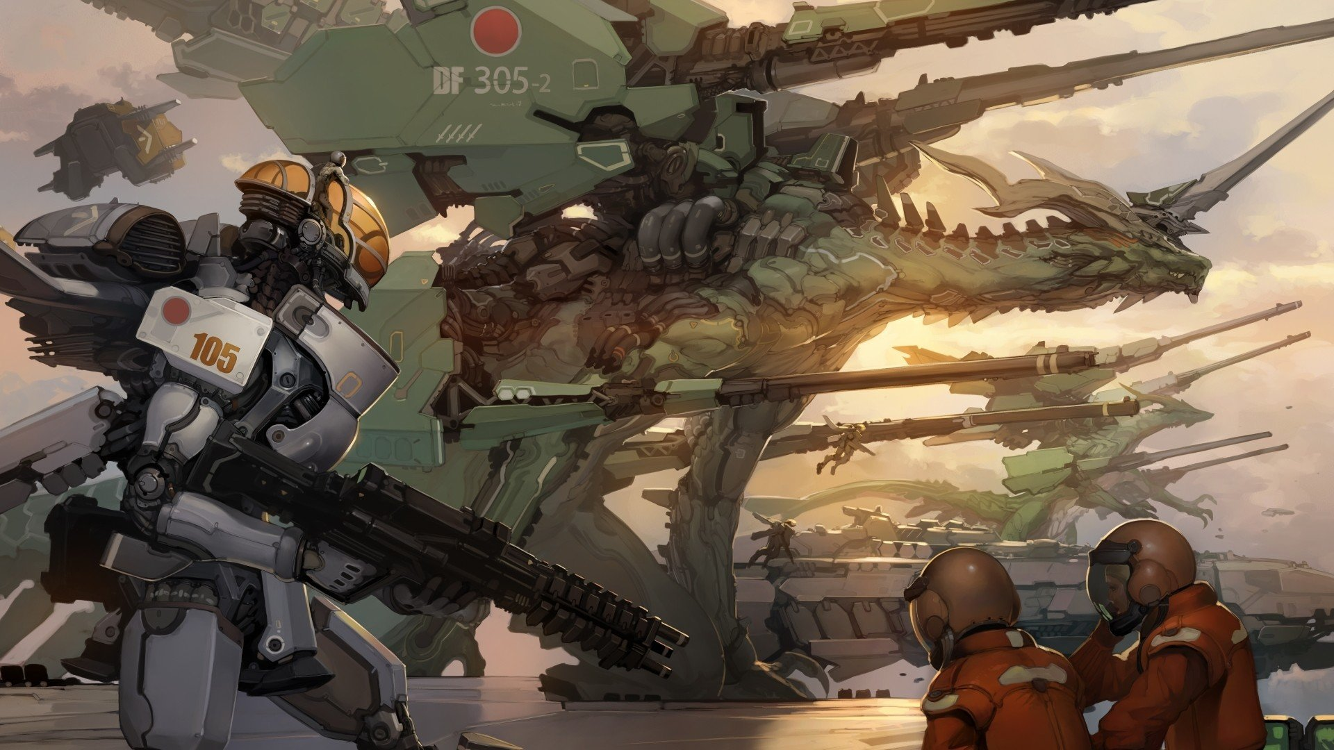 Free download Mech wallpaper ID:319001 full hd for desktop