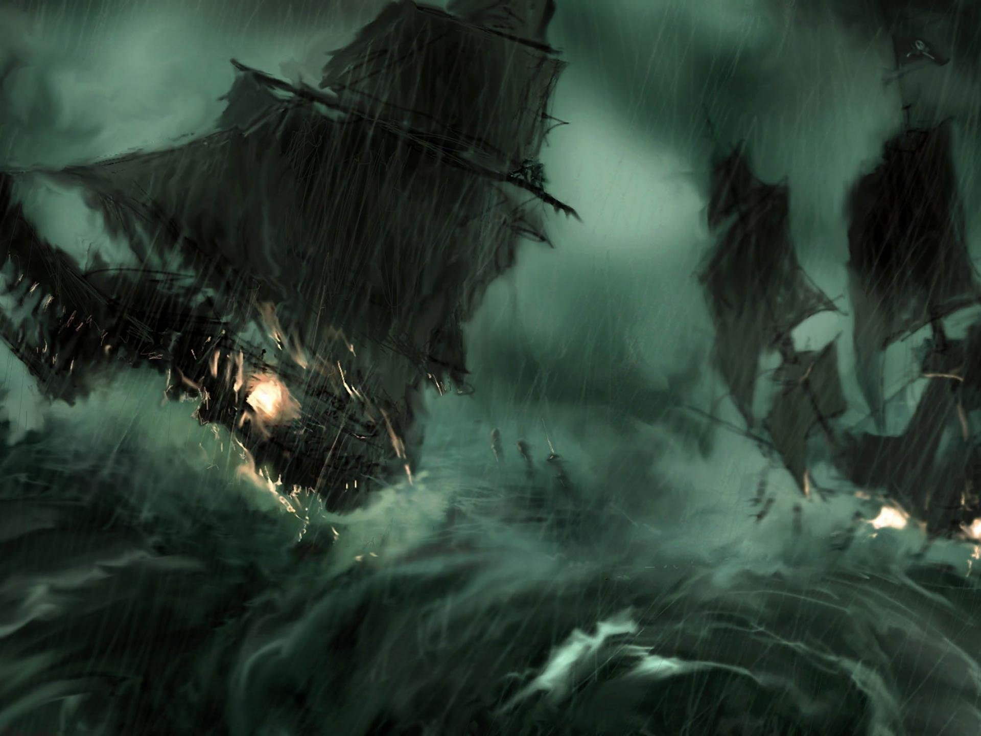 Pirates Of The Caribbean At World S End Wallpapers Hd For Desktop