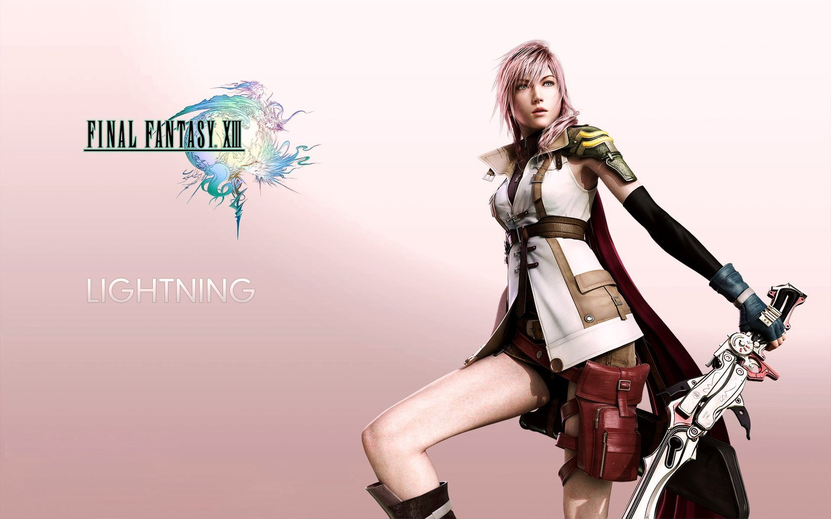 Download hd 1680x1050 Final Fantasy XIII (FF13) PC background ID:175314 for free
