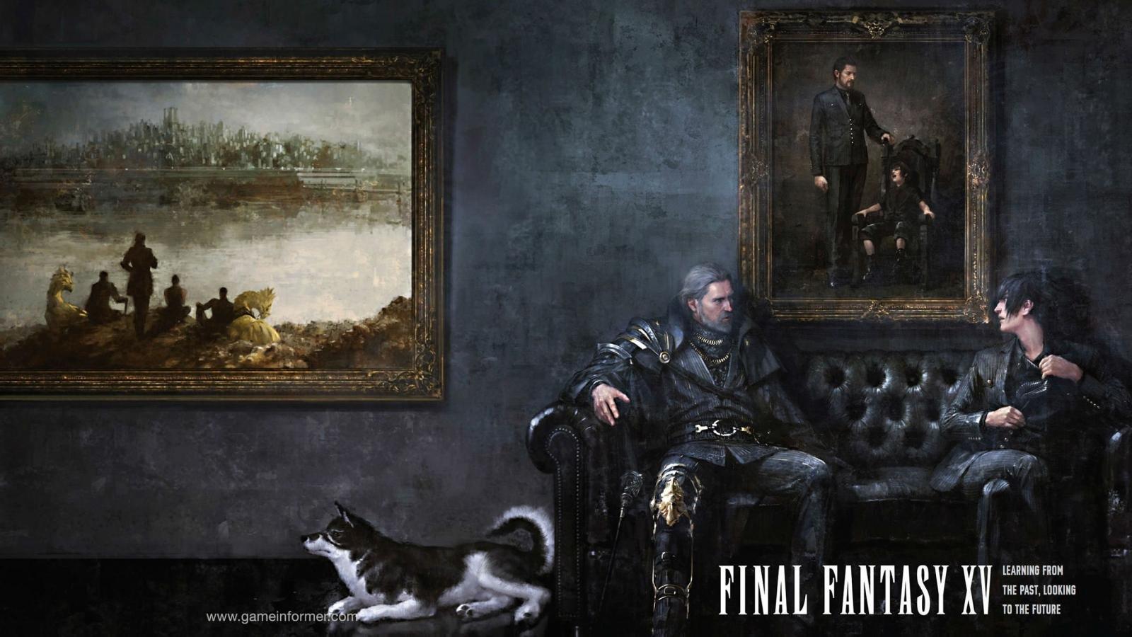 High Resolution Final Fantasy Xv Ff15 Hd 1600x900 Wallpaper Id