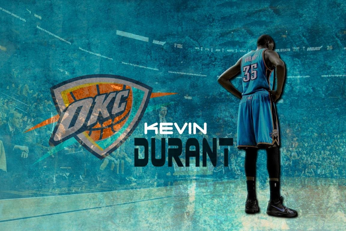 Awesome Kevin Durant free background ID:117128 for hd 1152x768 computer