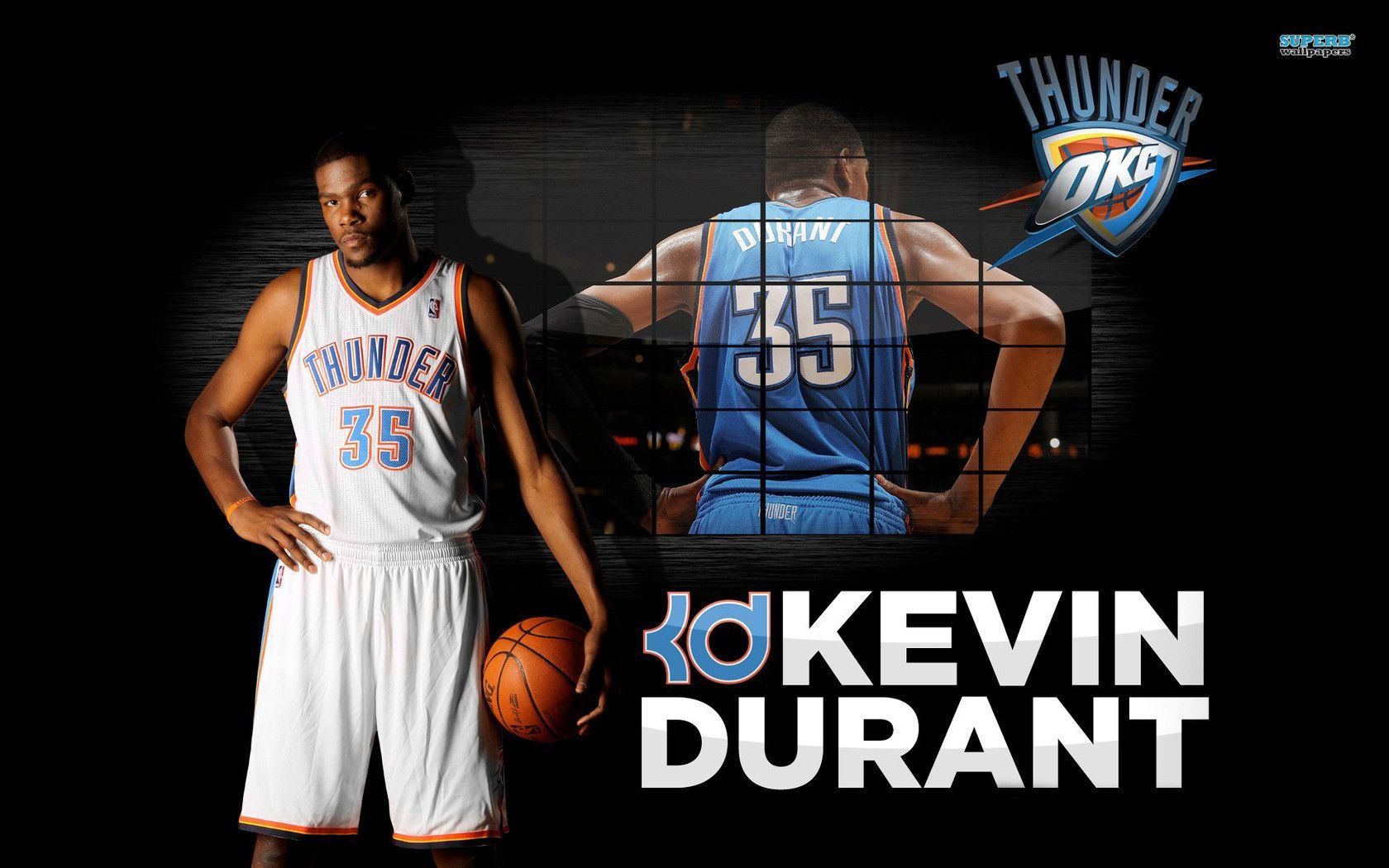 Awesome Kevin Durant free background ID:117130 for hd 1680x1050 computer