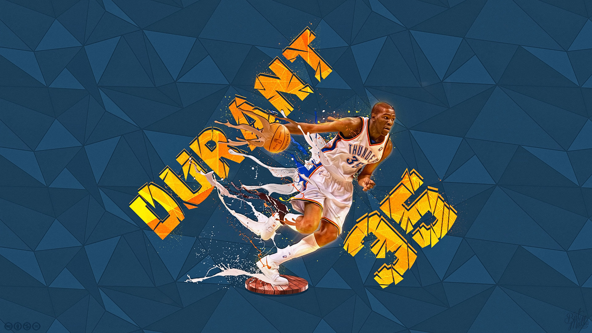 High resolution Kevin Durant hd 1920x1080 background ID:117129 for computer