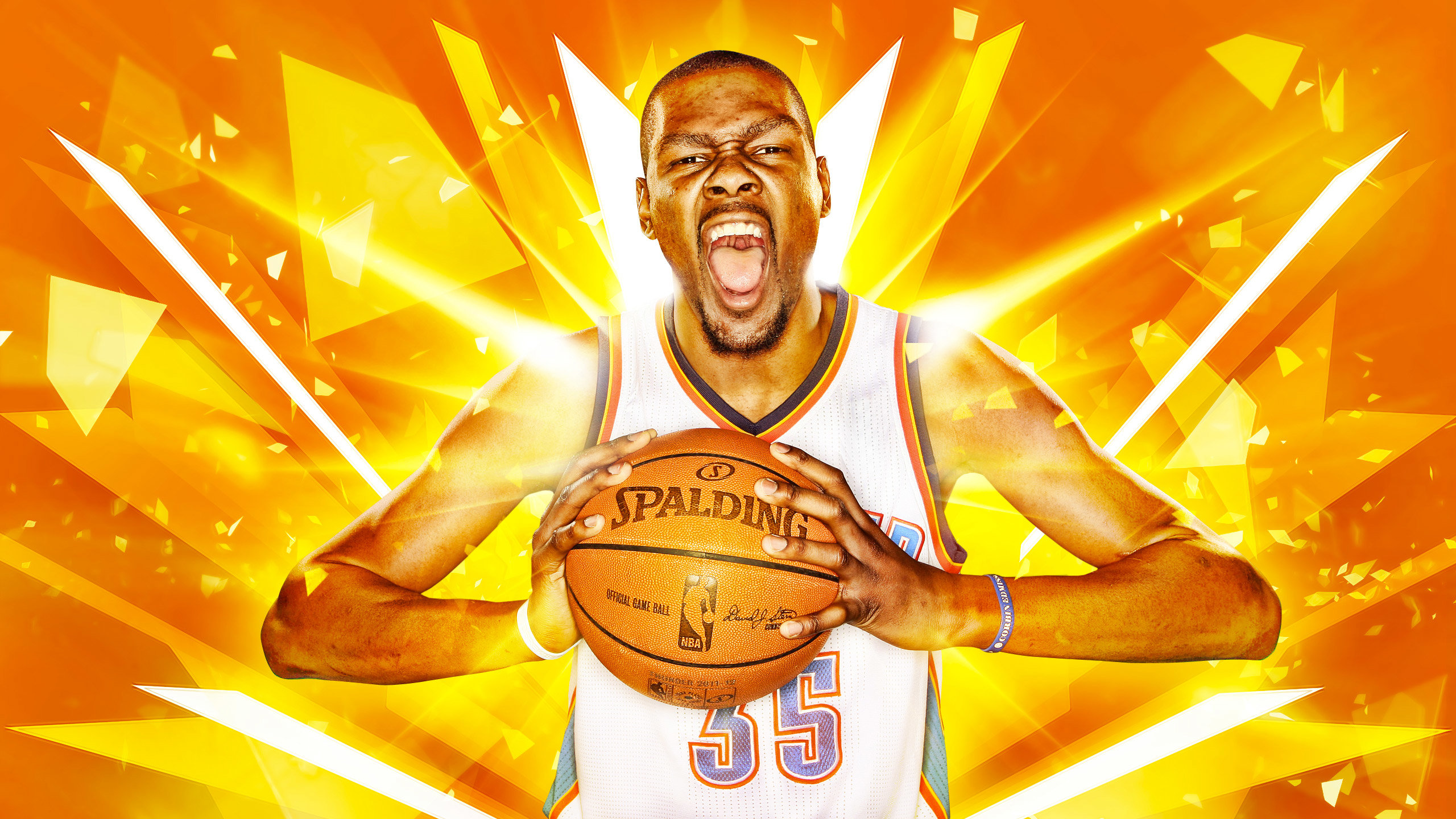High resolution Kevin Durant hd 2560x1440 background ID:117131 for desktop