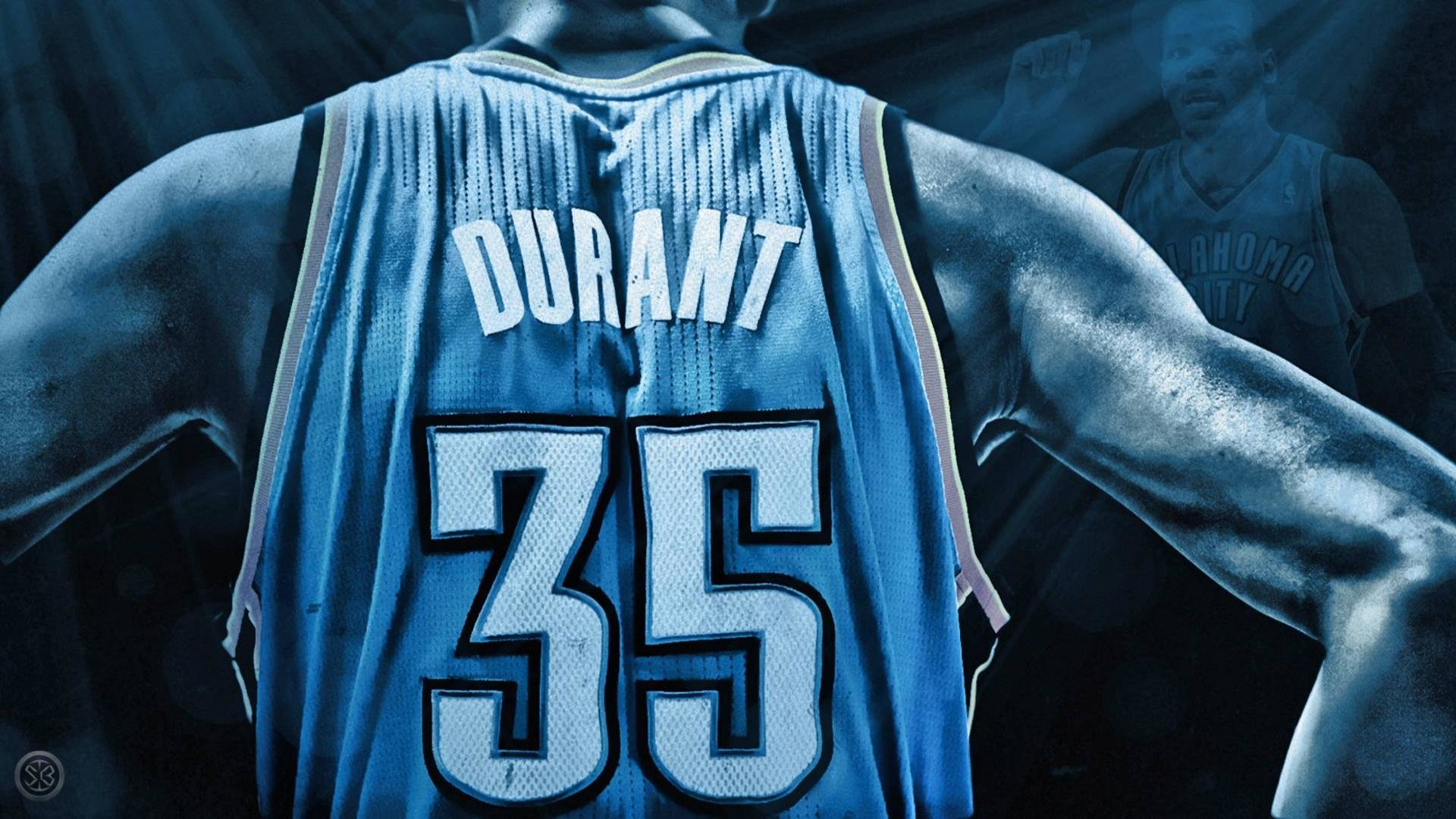 High resolution Kevin Durant hd 1920x1080 wallpaper ID:117126 for PC