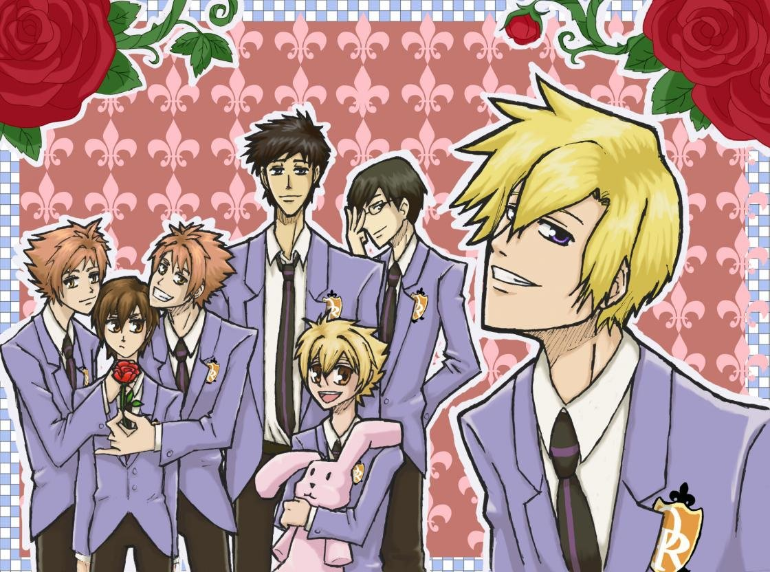 High resolution Ouran Highschool Host Club hd 1120x832 background ID:162921 for desktop