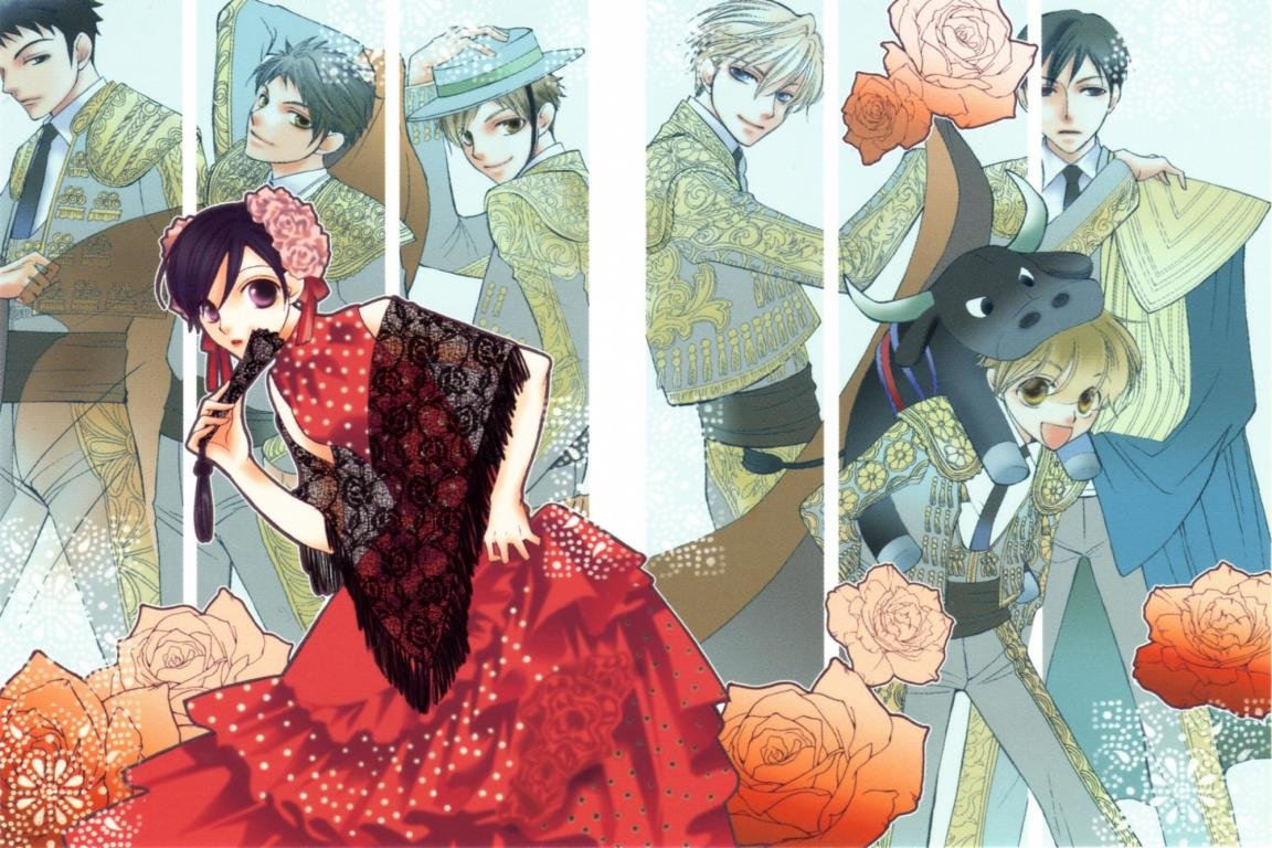 High resolution Ouran Highschool Host Club hd 1152x768 wallpaper ID:162920 for computer