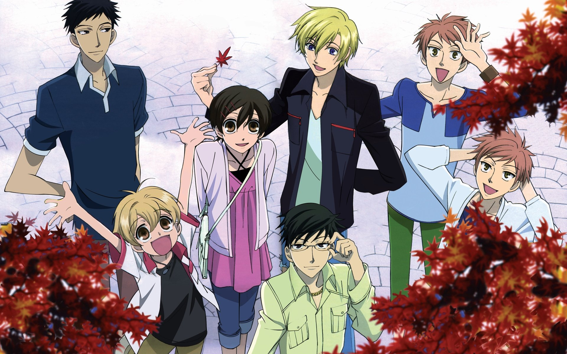 Best Ouran Highschool Host Club wallpaper ID:162928 for High Resolution hd 1920x1200 PC