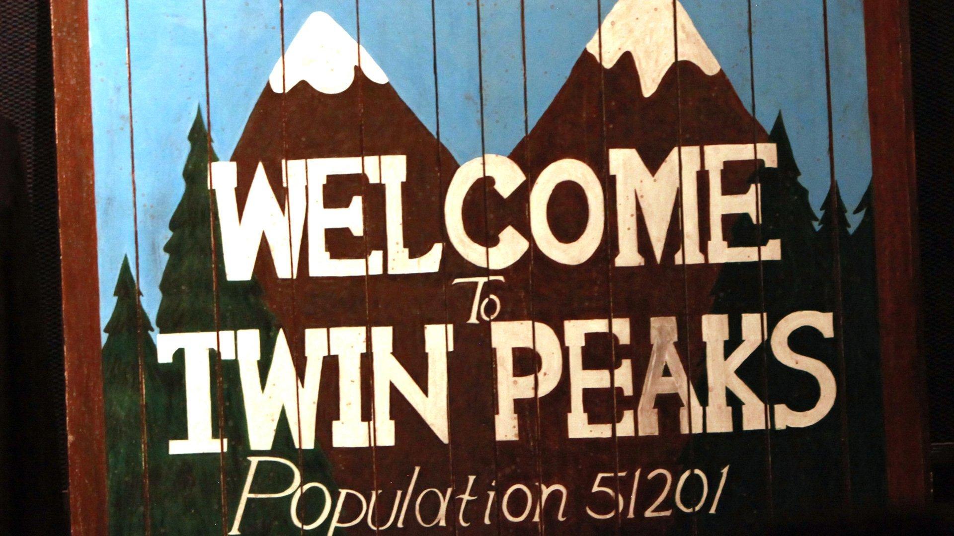 twin peaks wallpaper