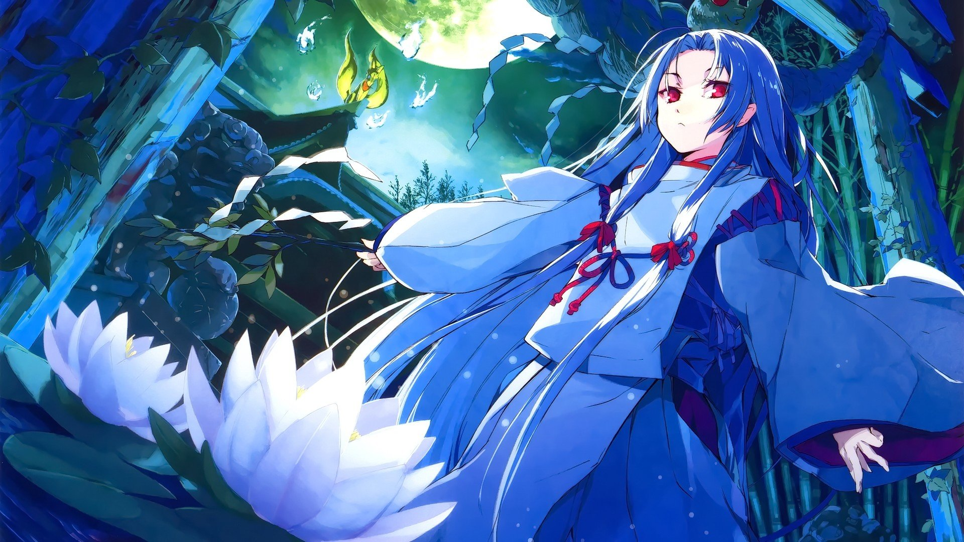 Free Download Anime Girl Wallpaper Id 151350 Hd 1920x1080 For Pc
