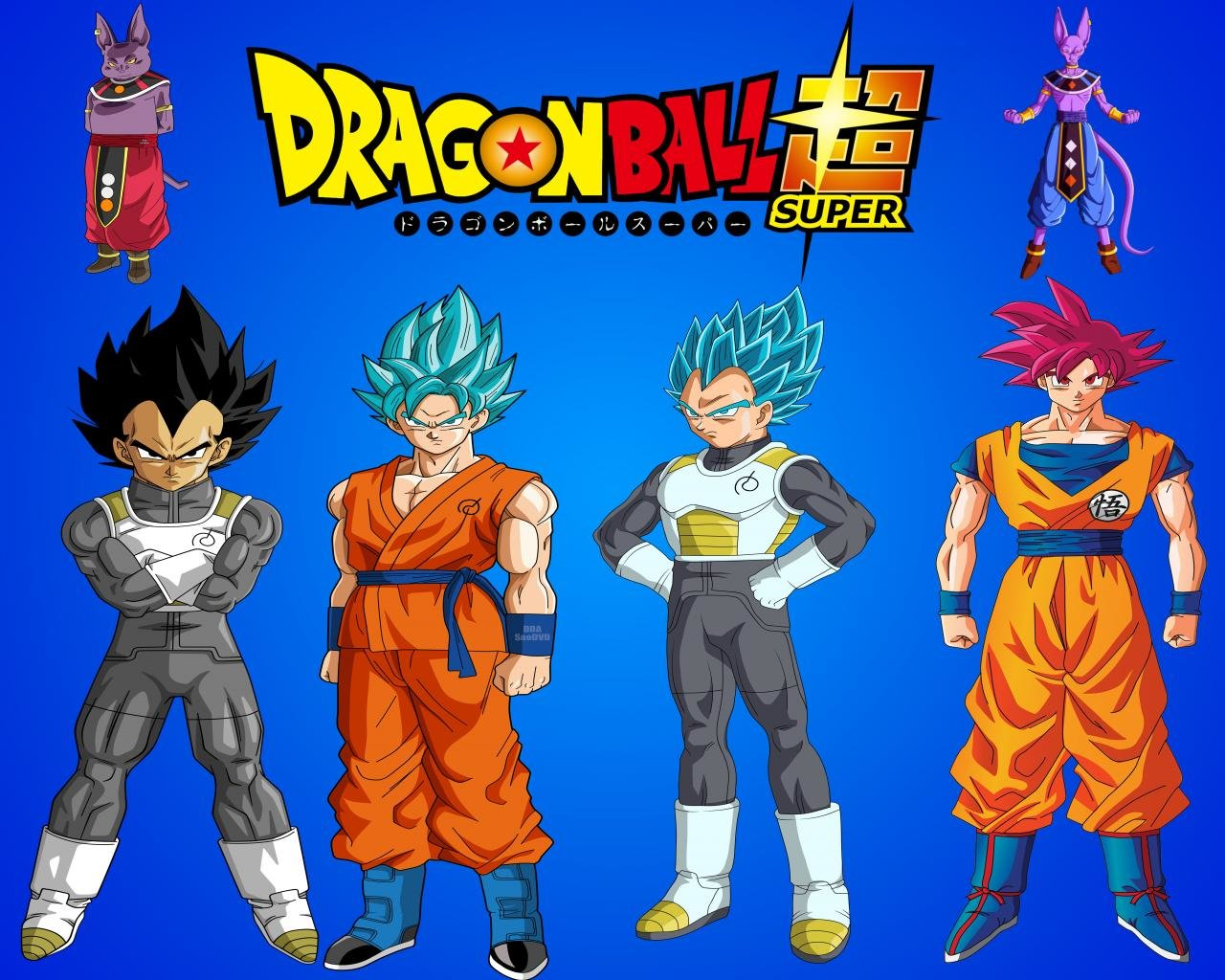 Best Dragon Ball Super wallpaper ID:242603 for High Resolution hd 1280x1024 computer