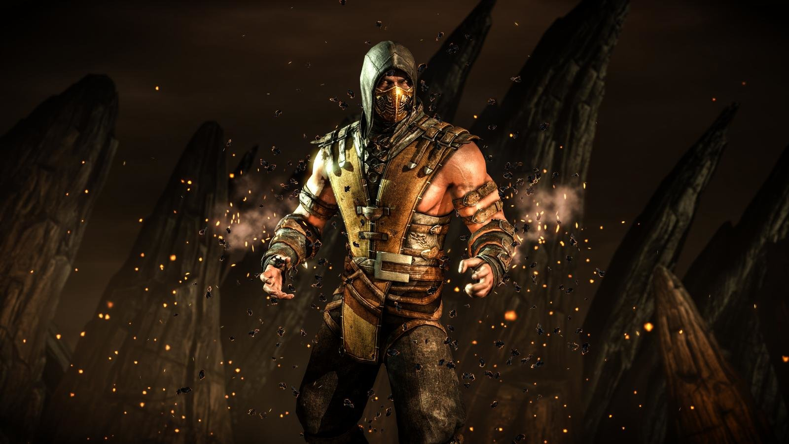 Best Mortal Kombat X background ID:436710 for High Resolution hd 1600x900 PC