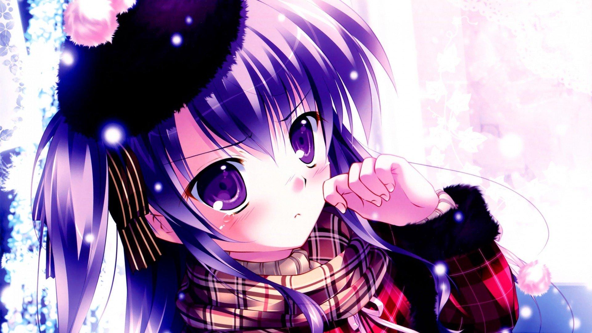 Free Download Anime Girl Wallpaper Id 151410 Hd 1080p For Desktop