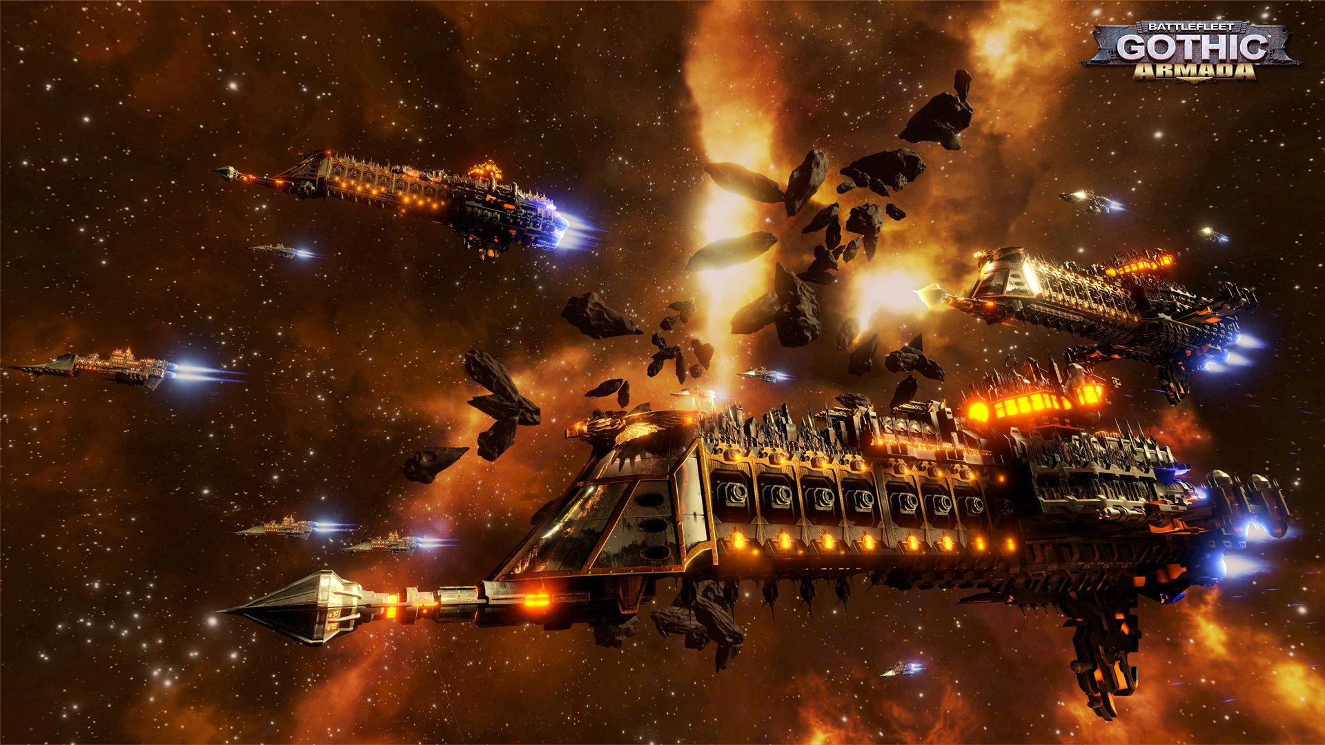 Battlefleet Gothic Armada Wallpapers 1920x1080 Full Hd 1080p
