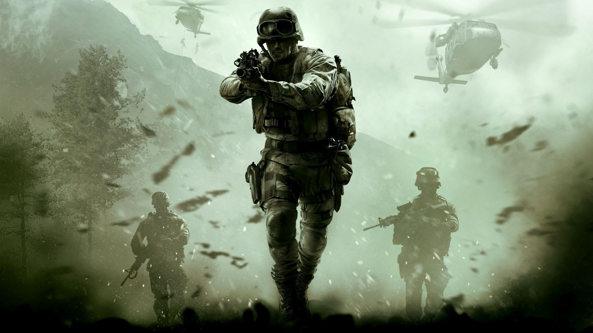 Download Hd 1920x1080 Call Of Duty Modern Warfare Remastered Desktop Background ID86720 For