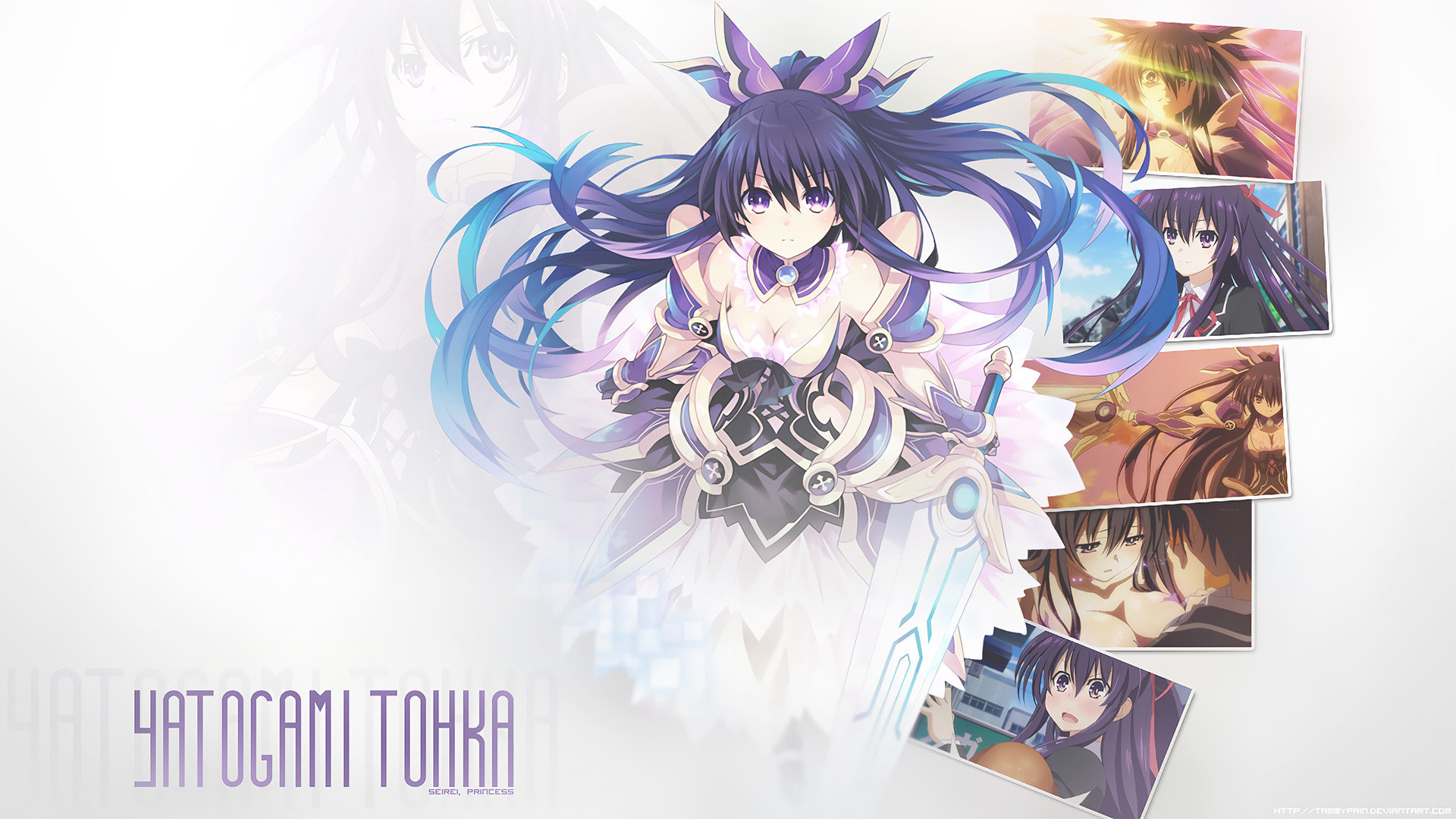 Free download Date A Live wallpaper ID:463843 full hd for computer