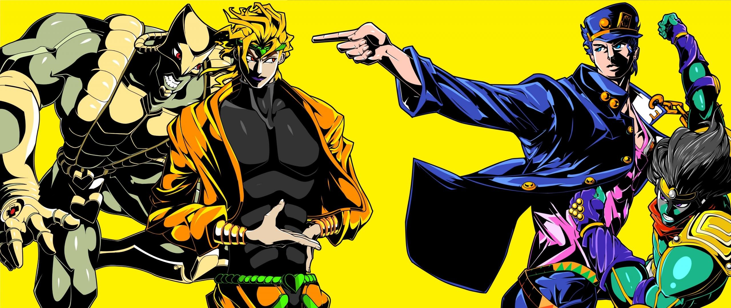Awesome Jojo S Bizarre Adventure Free Background Id 296925 For Hd