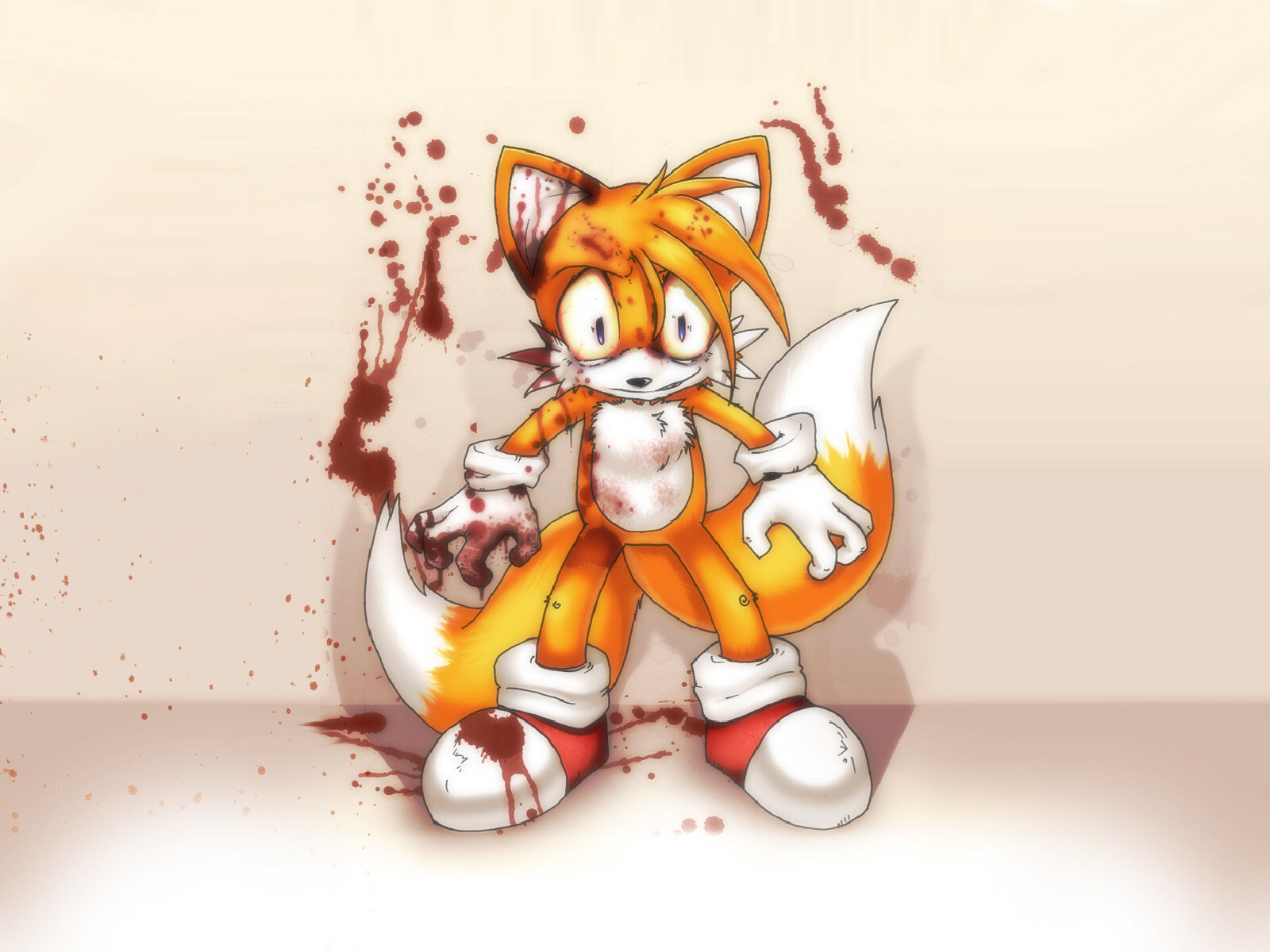 "Best Miles ""Tails"" Prower background ID:498915 for High Resolution hd 1600x1200 PC"