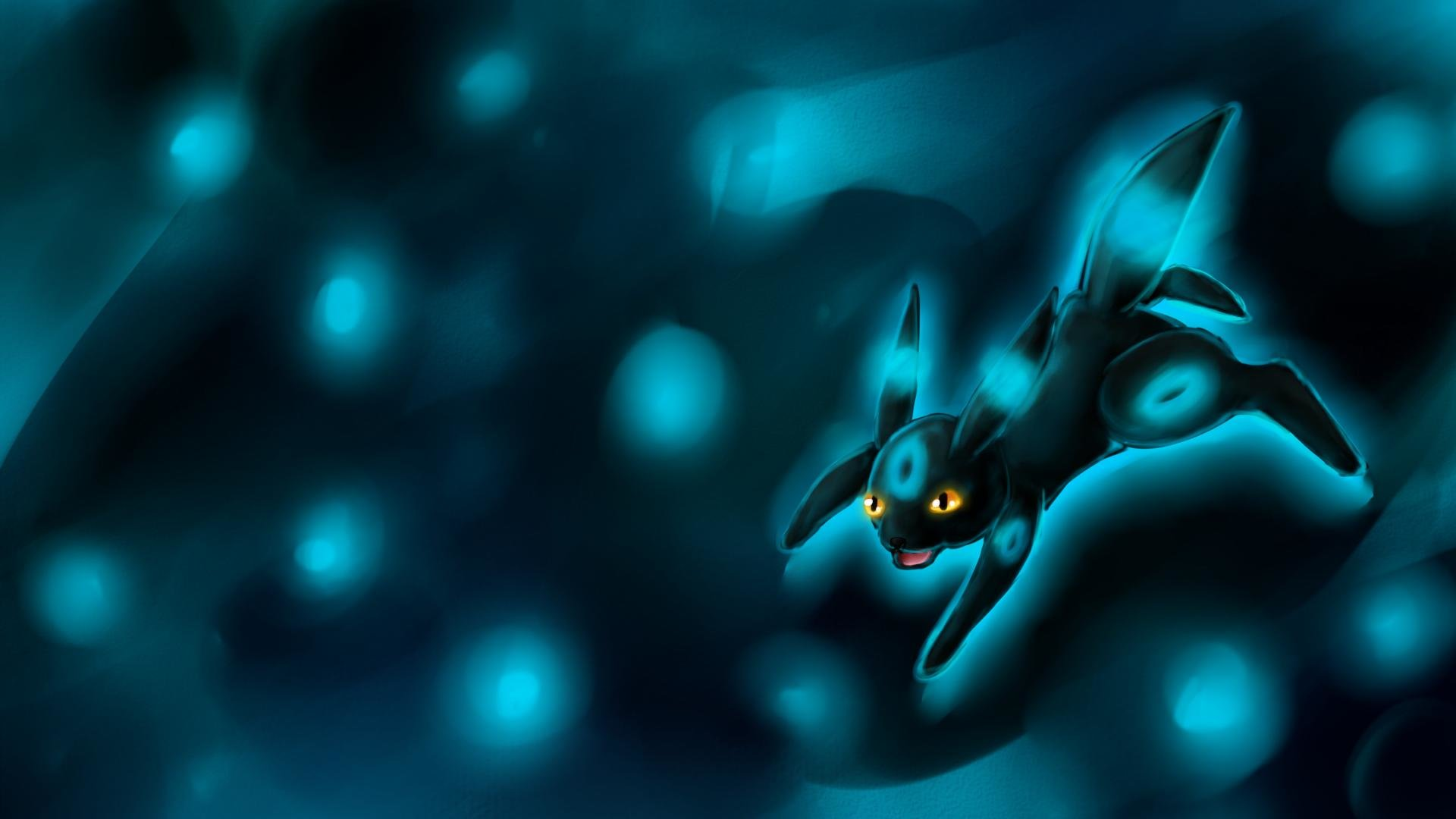 Awesome Umbreon (Pokemon) free background ID:280393 for 1080p desktop