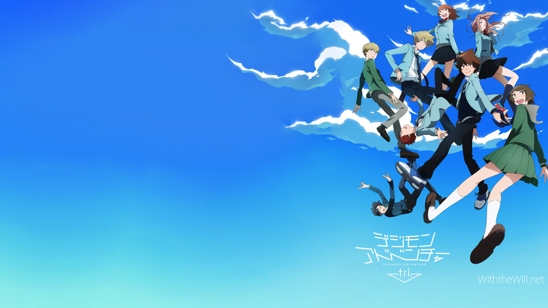 Awesome Digimon Adventure free background ID:253315 for full hd 1920x1080 desktop