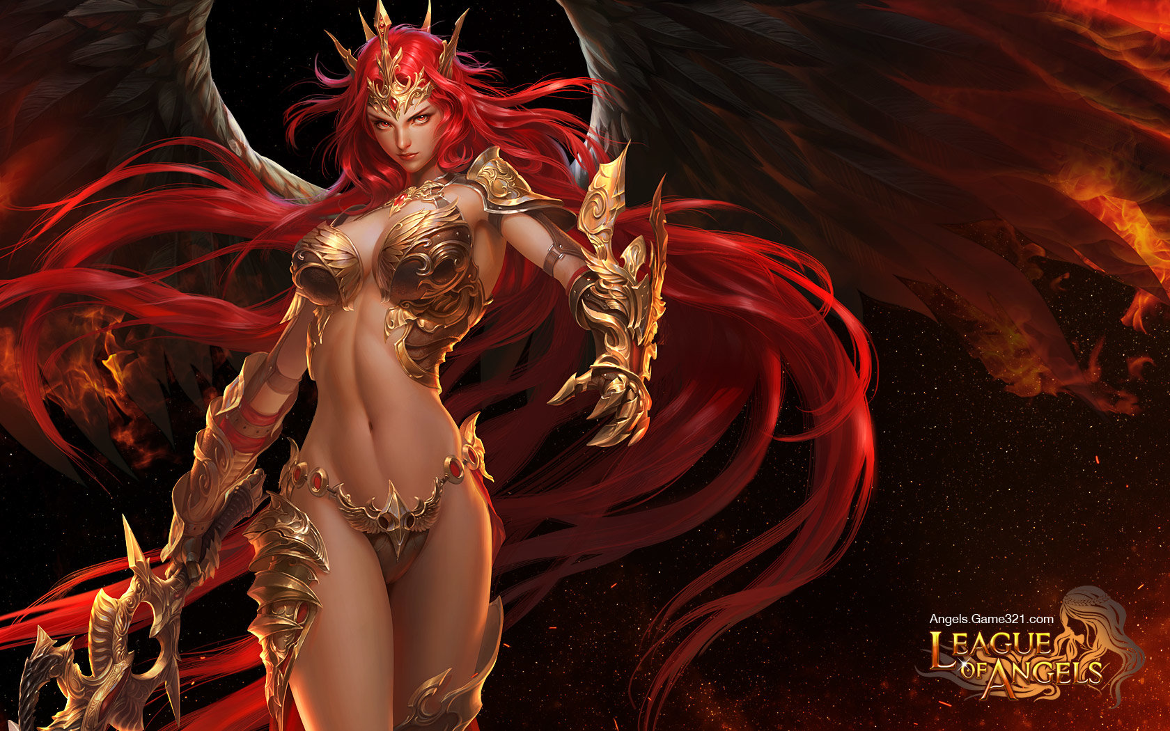Free League Of Angels high quality wallpaper ID:450770 for hd 1680x1050 PC