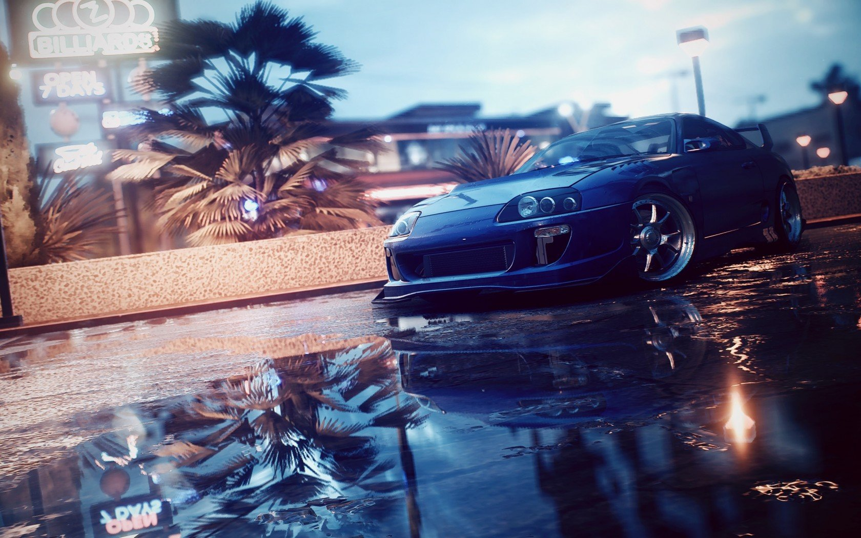 Need For Speed 2015 Wallpapers 1680x1050 Desktop Backgrounds