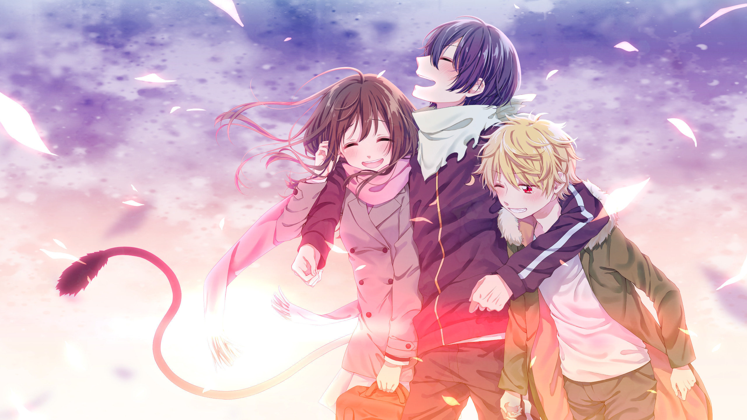 Best Noragami wallpaper ID:450302 for High Resolution hd 2560x1440 desktop
