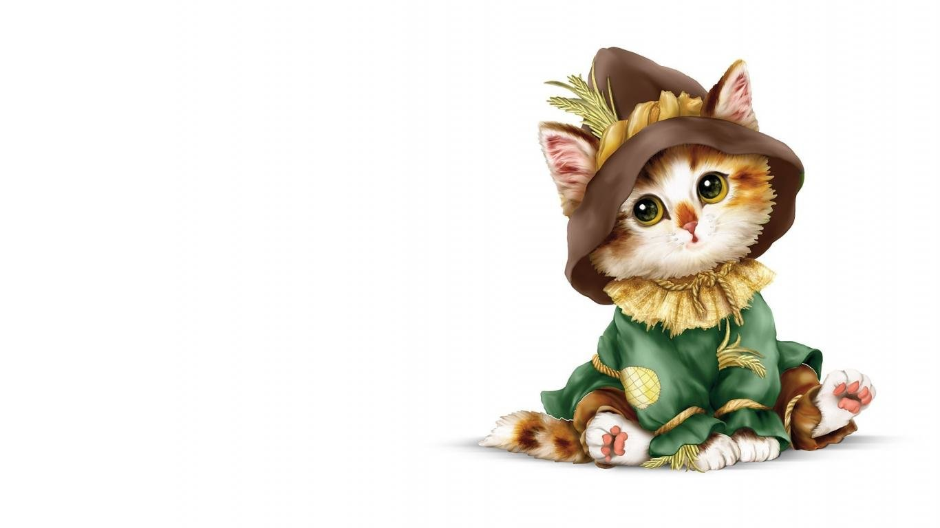 Free Cat Fantasy high quality background ID:247042 for 1366x768 laptop computer