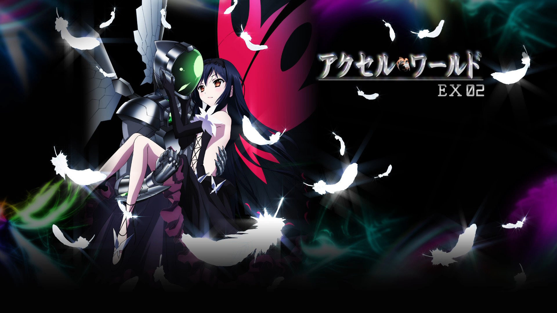 Awesome Kuroyukihime (Accel World) free wallpaper ID:247866 for full hd 1080p computer